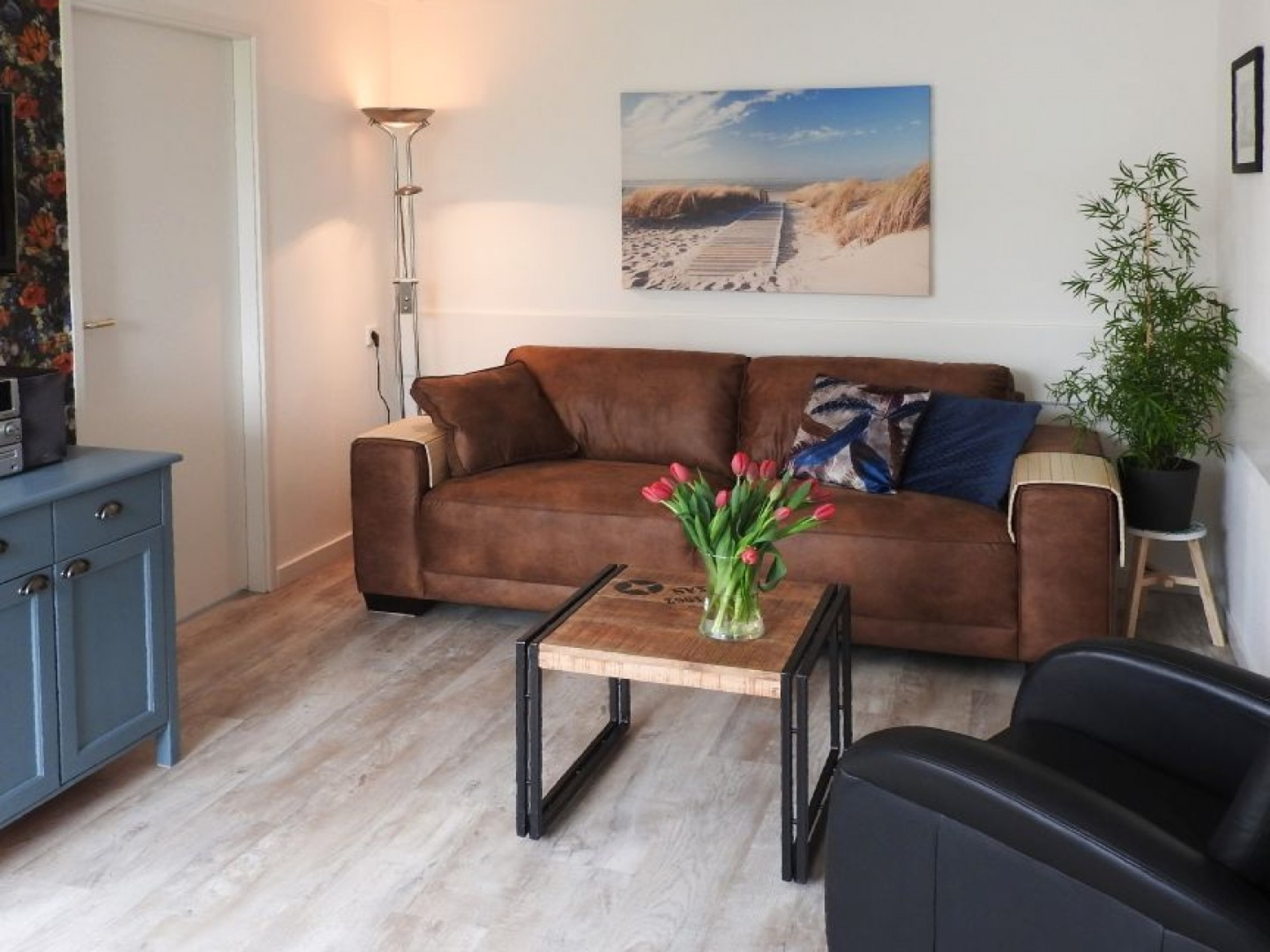 Cosy holiday home near the centre of Den Burg