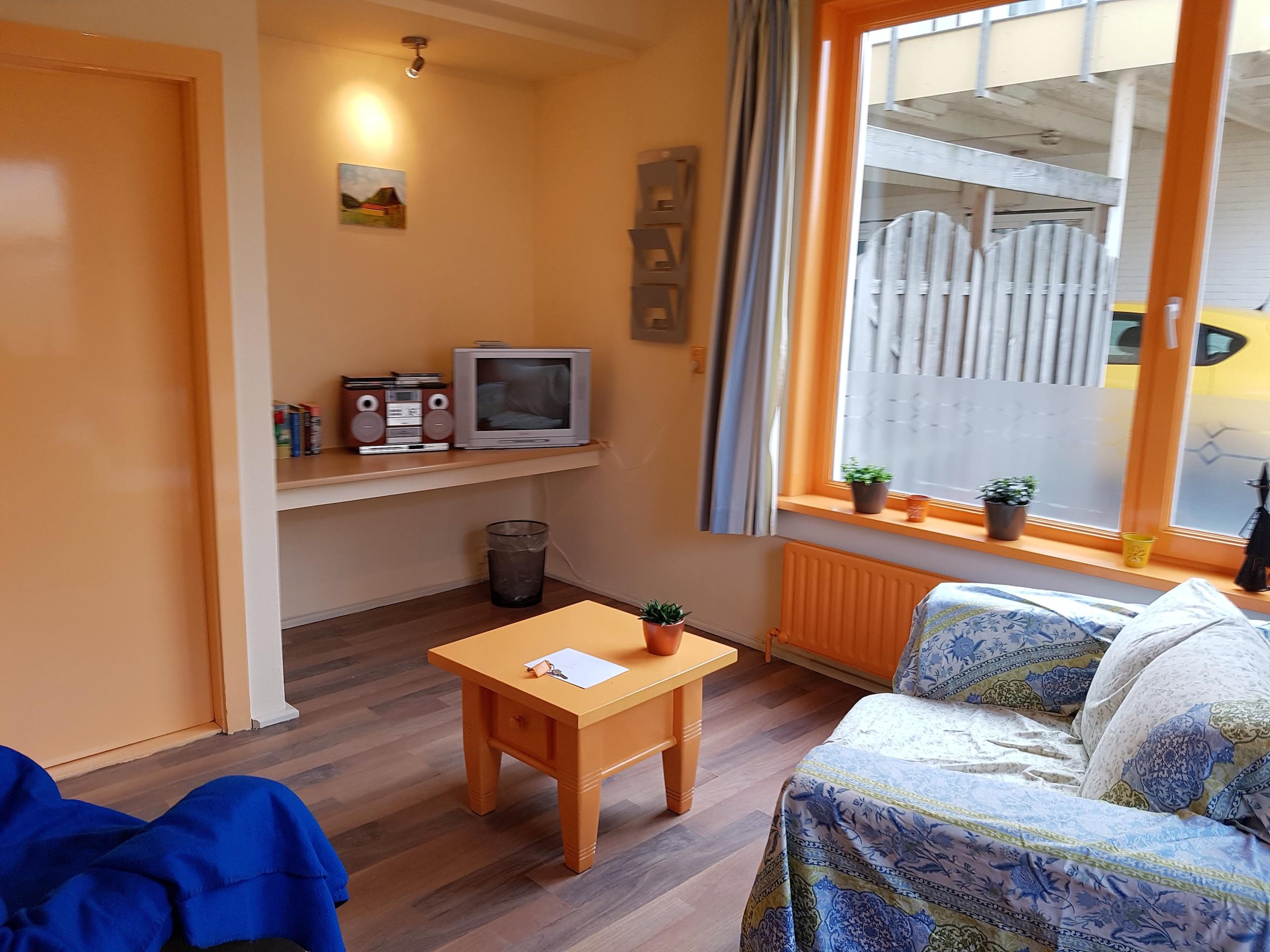 Basic apartment near the shops and dunes of De Koog