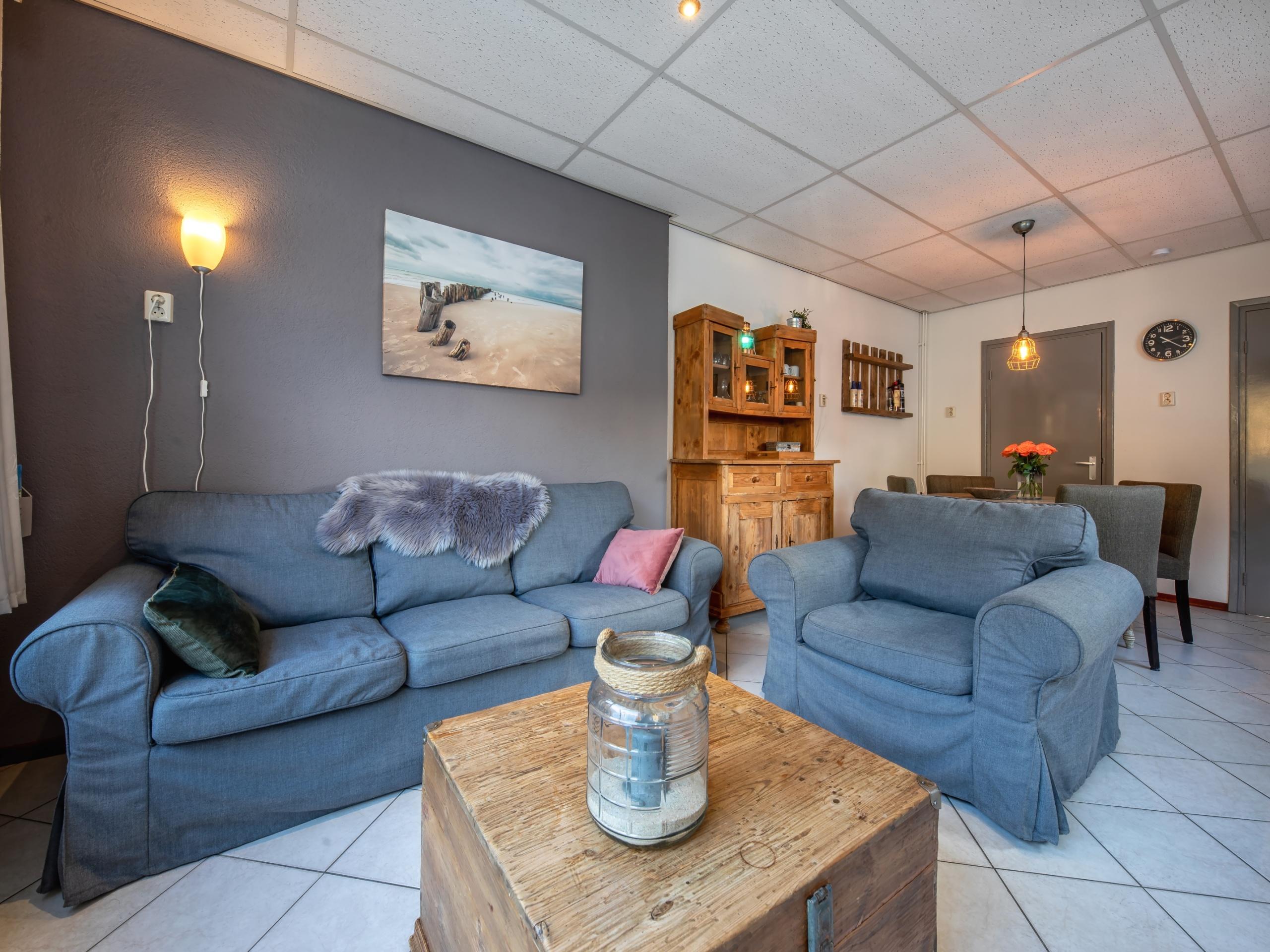 Enjoy a comfortable holiday home near the beach in De Koog