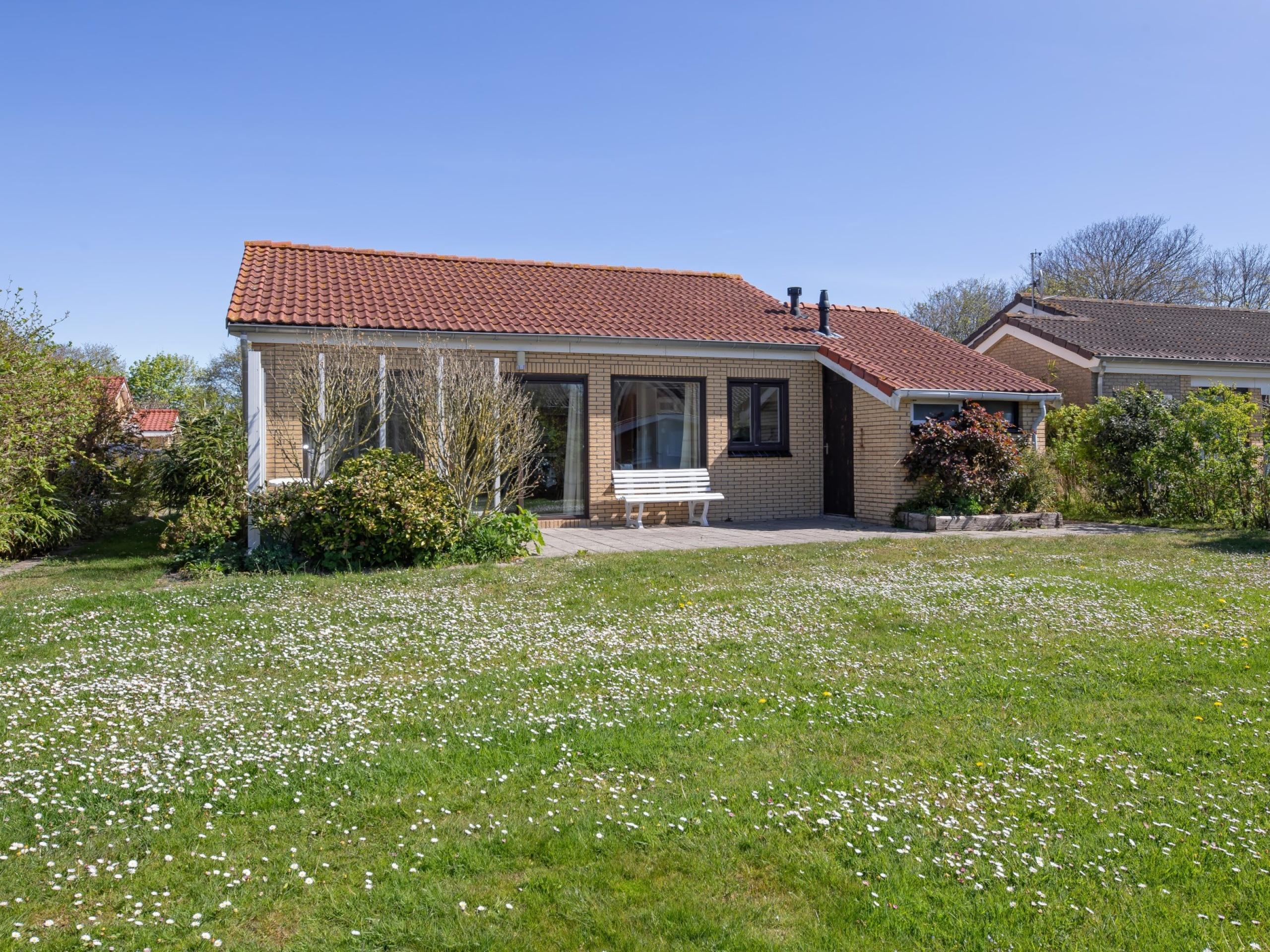 Vrijstaande vakantiewoning vlakbij Nationaal Park De Duinen van Texel