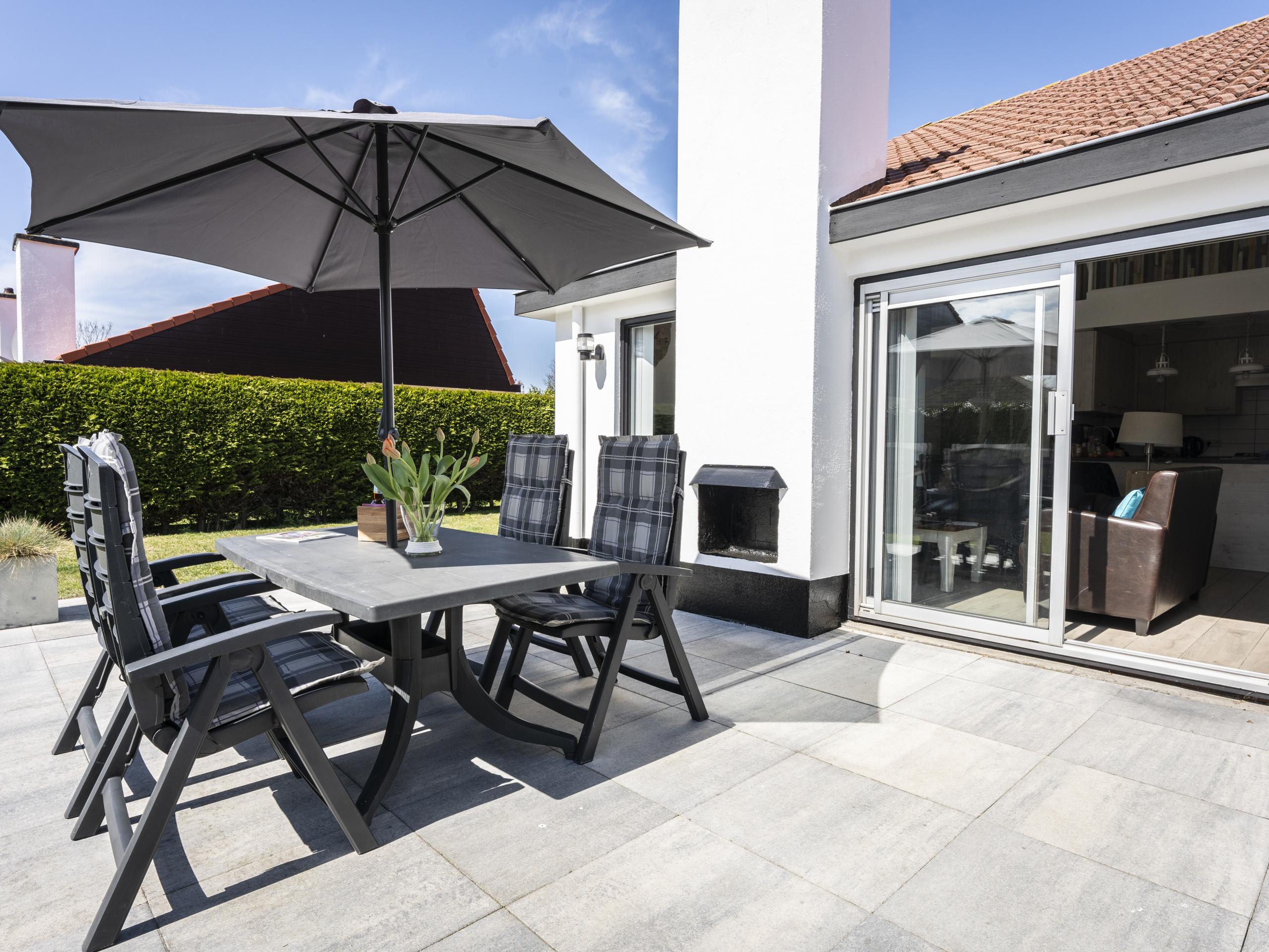 Sfeervol vakantiehuis met open haard en rustige ligging in het Dennenbos