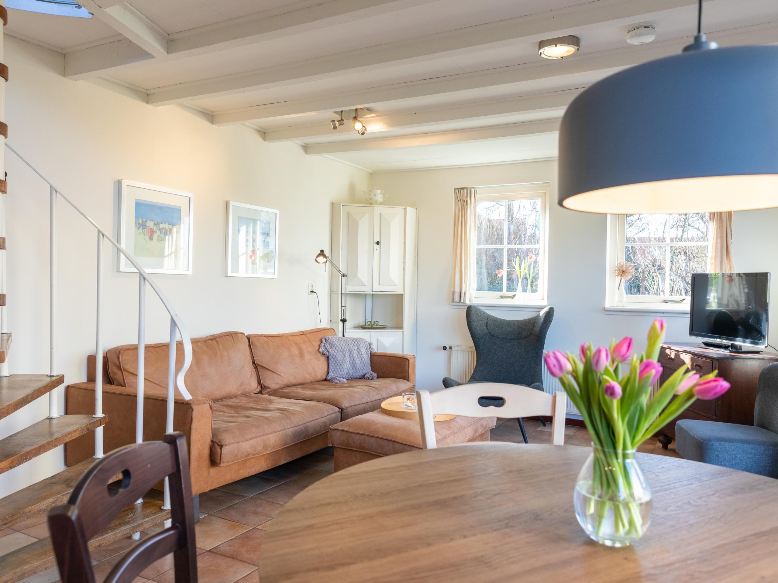 Komfortables Appartment ruhig gelegen in malerisch Den Hoorn