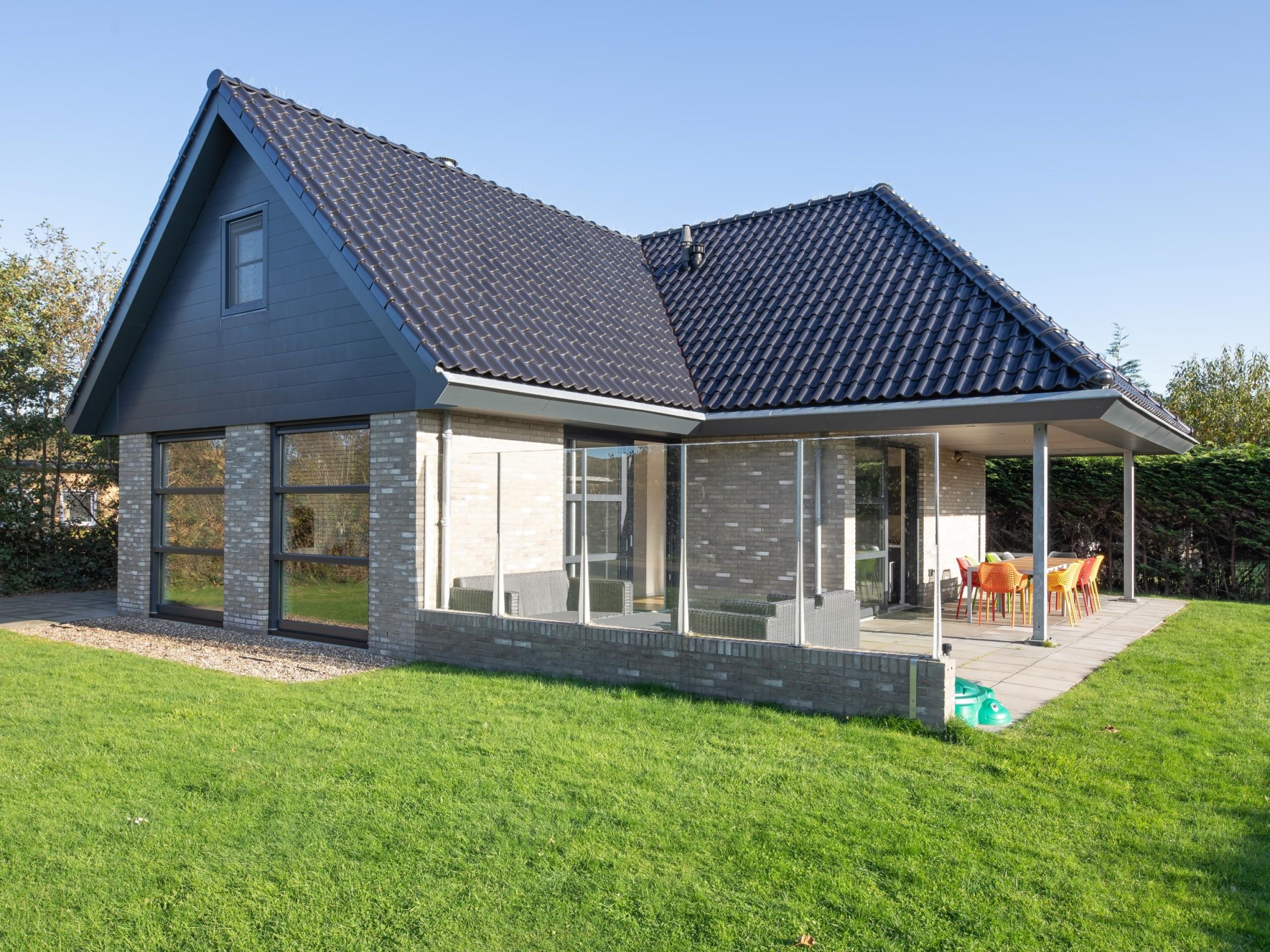 Modern vakantiewoning nabij de Slufter en Noordzee