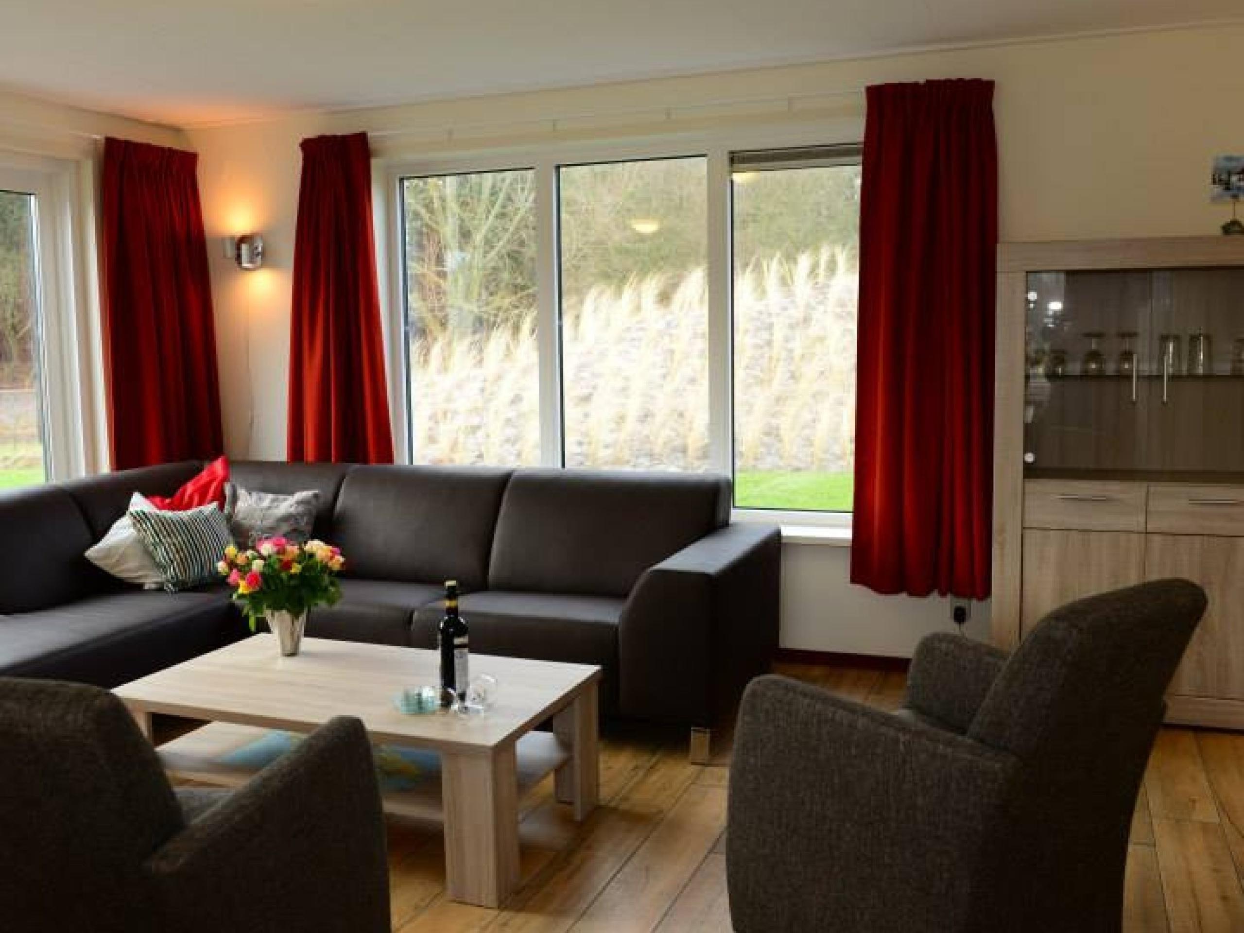 Luxe vakantiehuis met unieke ligging aan de rand van 't Dennenbos