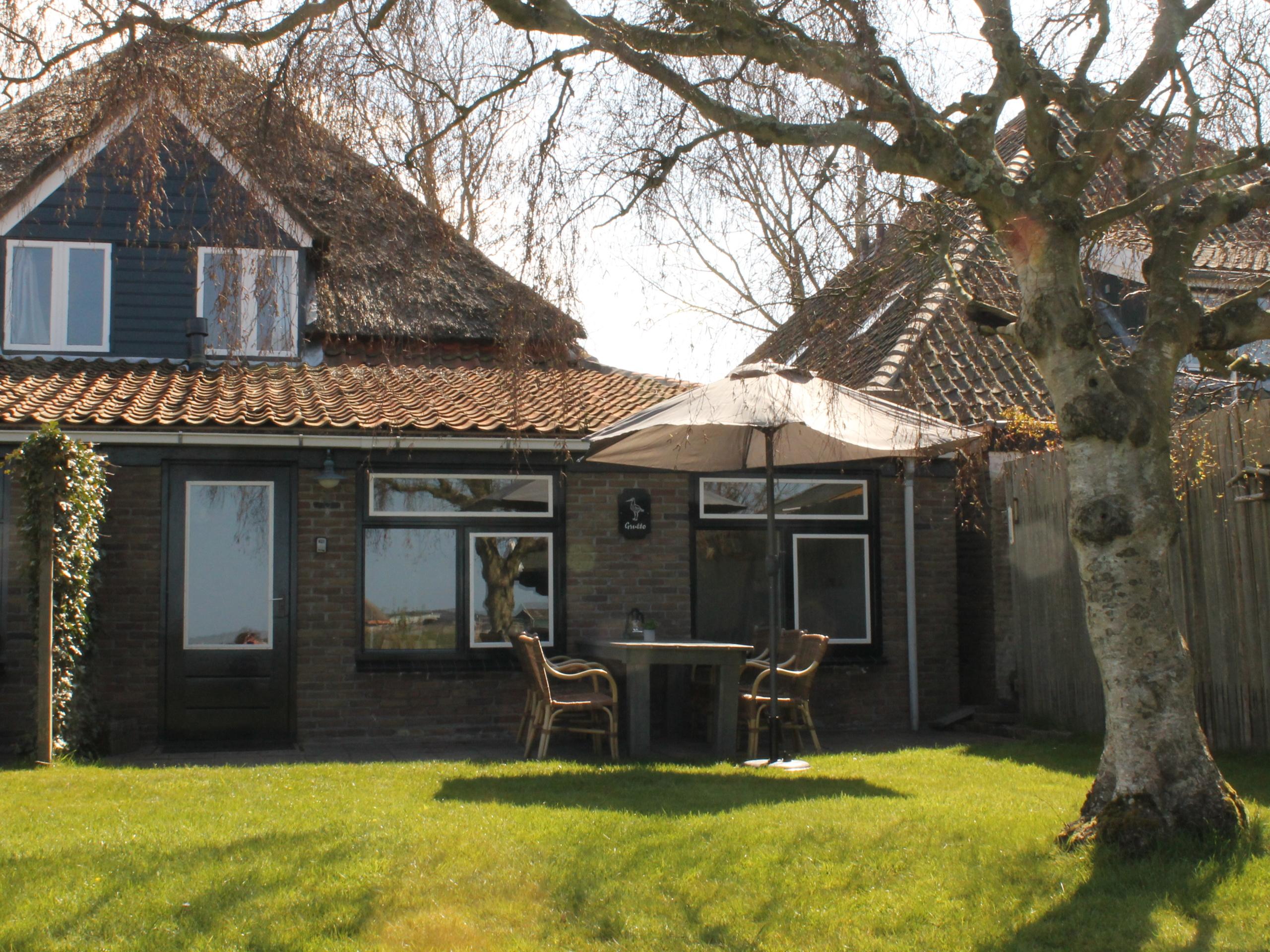 Knus vakantiehuis met uitzicht in het schilderachtige Den Hoorn