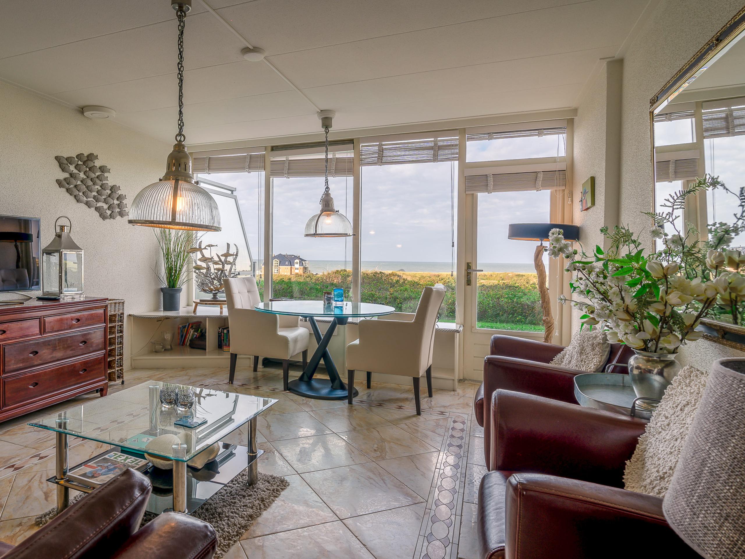 Wunderschönes Appartment am Nordseestrand mit Meerblick in De Koog