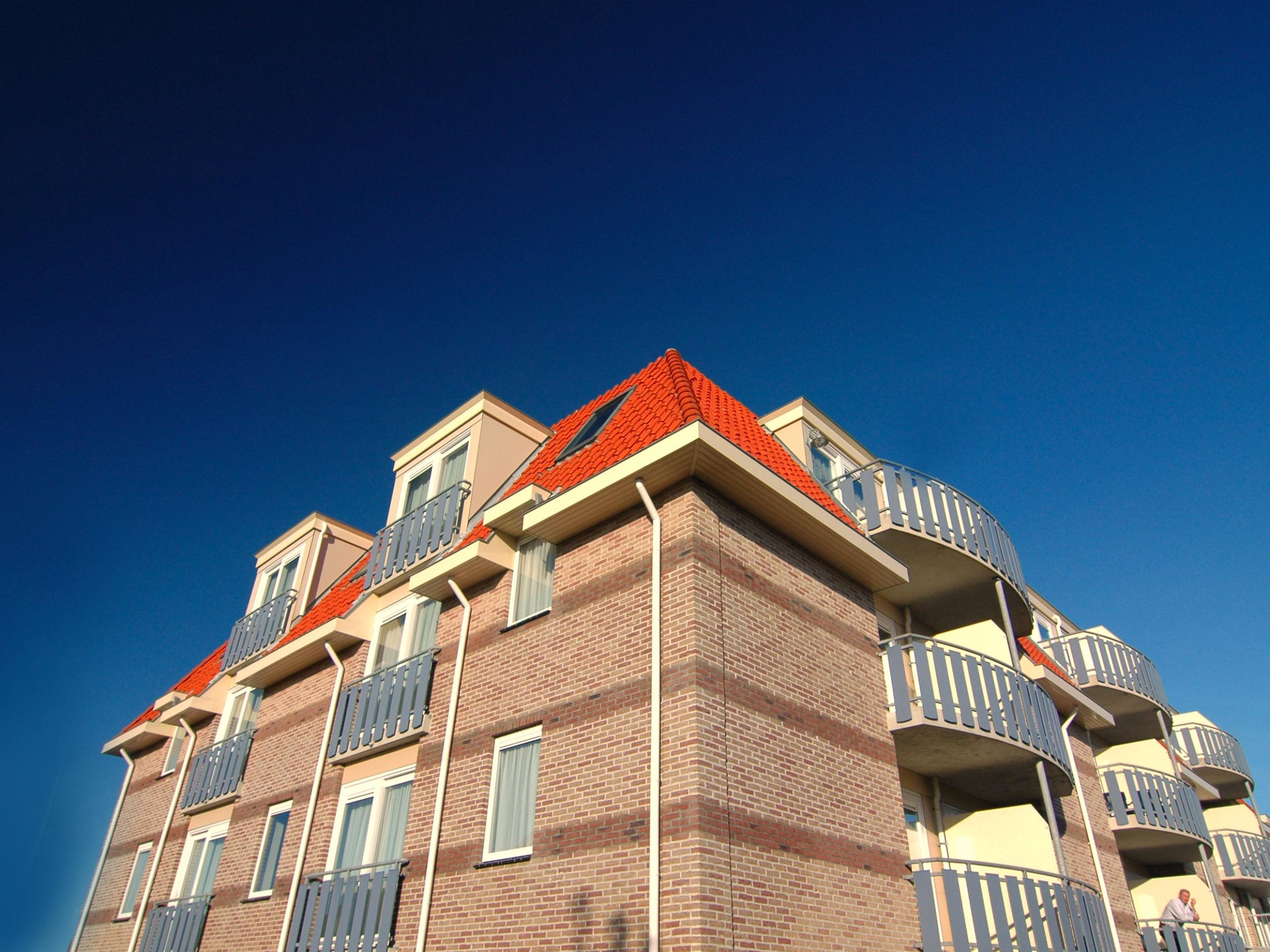Ruim hotelappartement in De Koog met woongedeelte