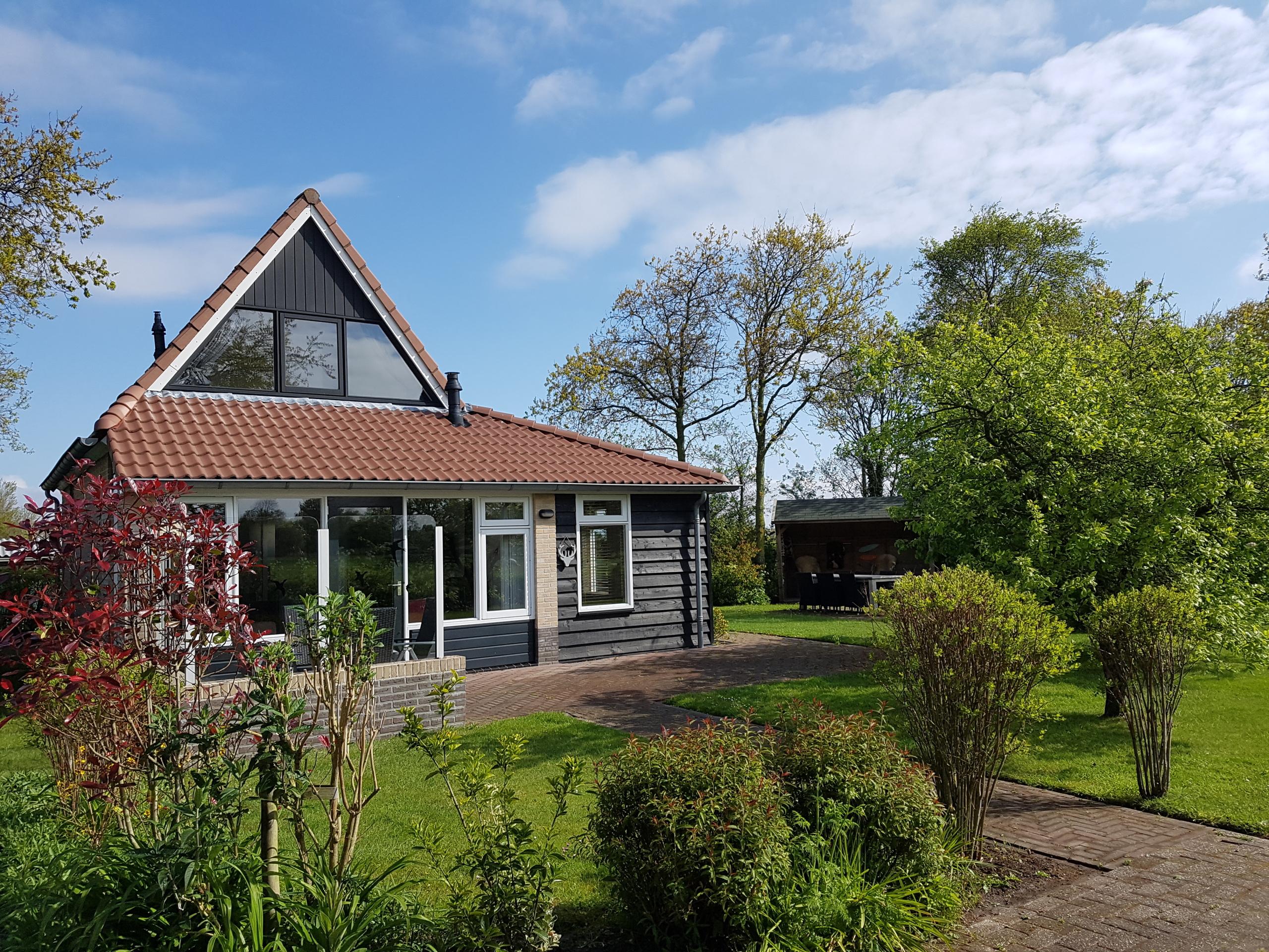 Luxuriöses Komfortferienhaus mit herrlicher Aussicht in De Waal