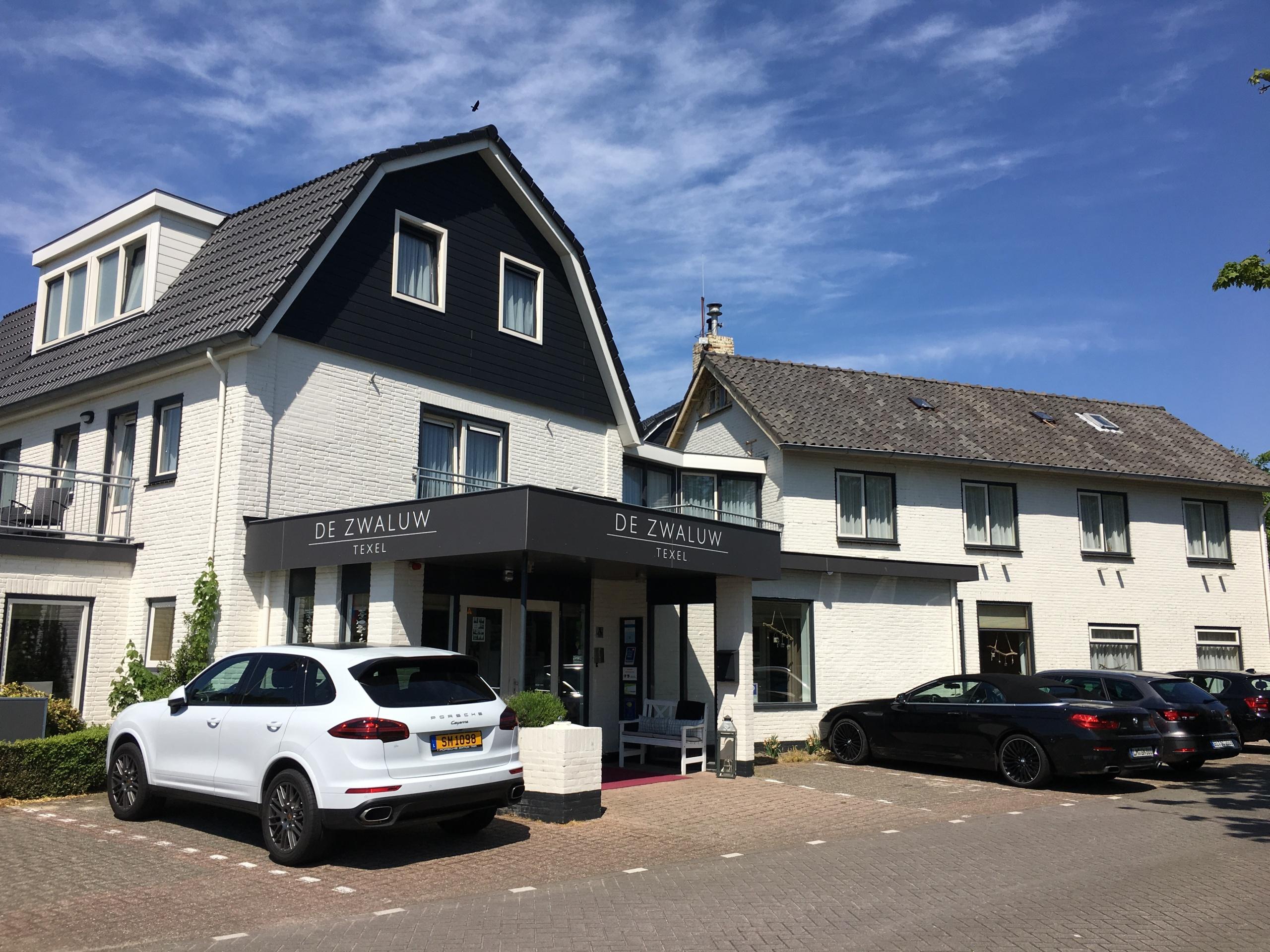 Kleinschalig hotel in De Koog op loopafstand van het centrum