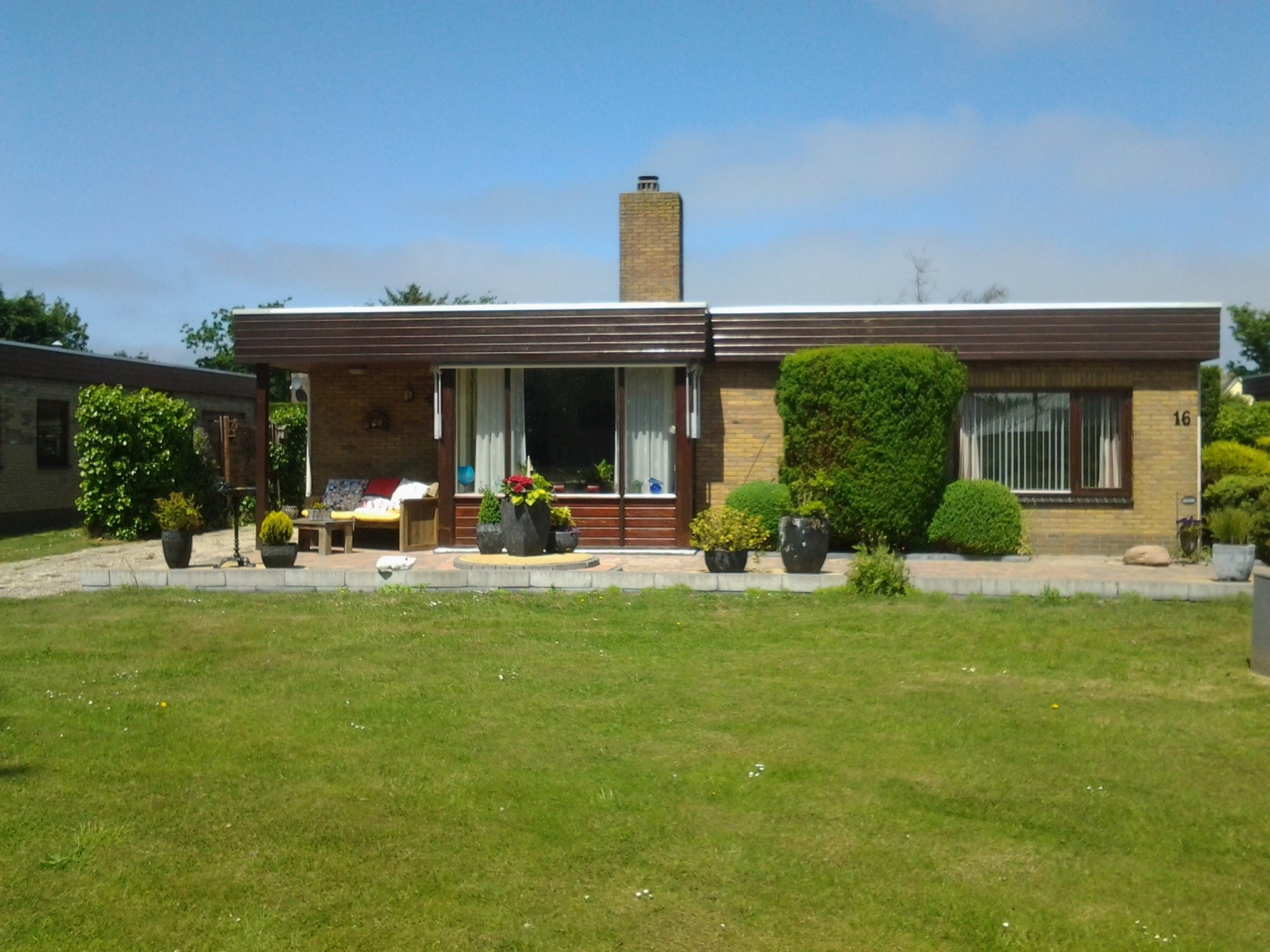 Comfortable B&B with a beautiful garden view and quiet location in De Koog
