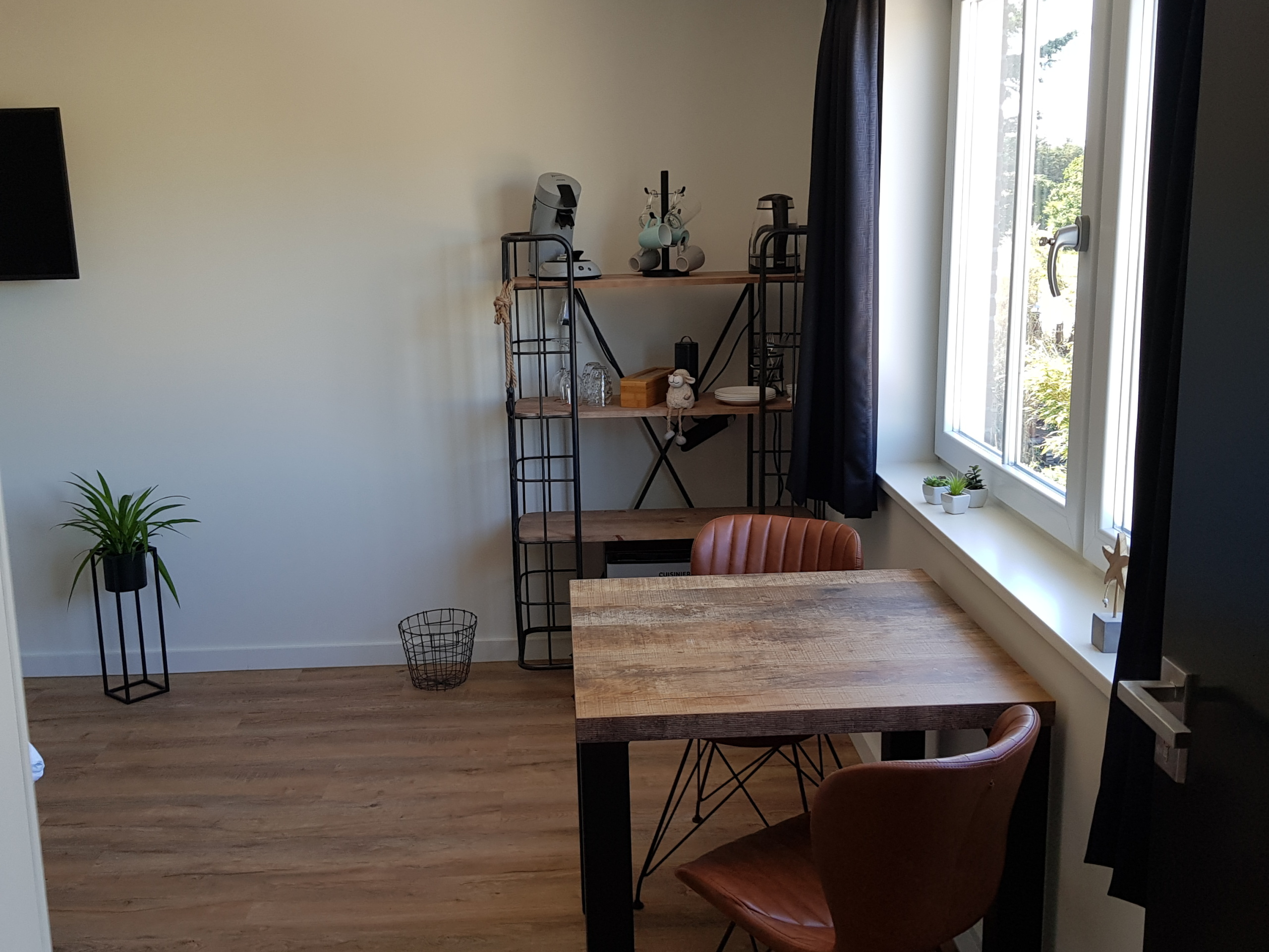 Stylish room in B&B in De Koog, within walking distance of the beach and center