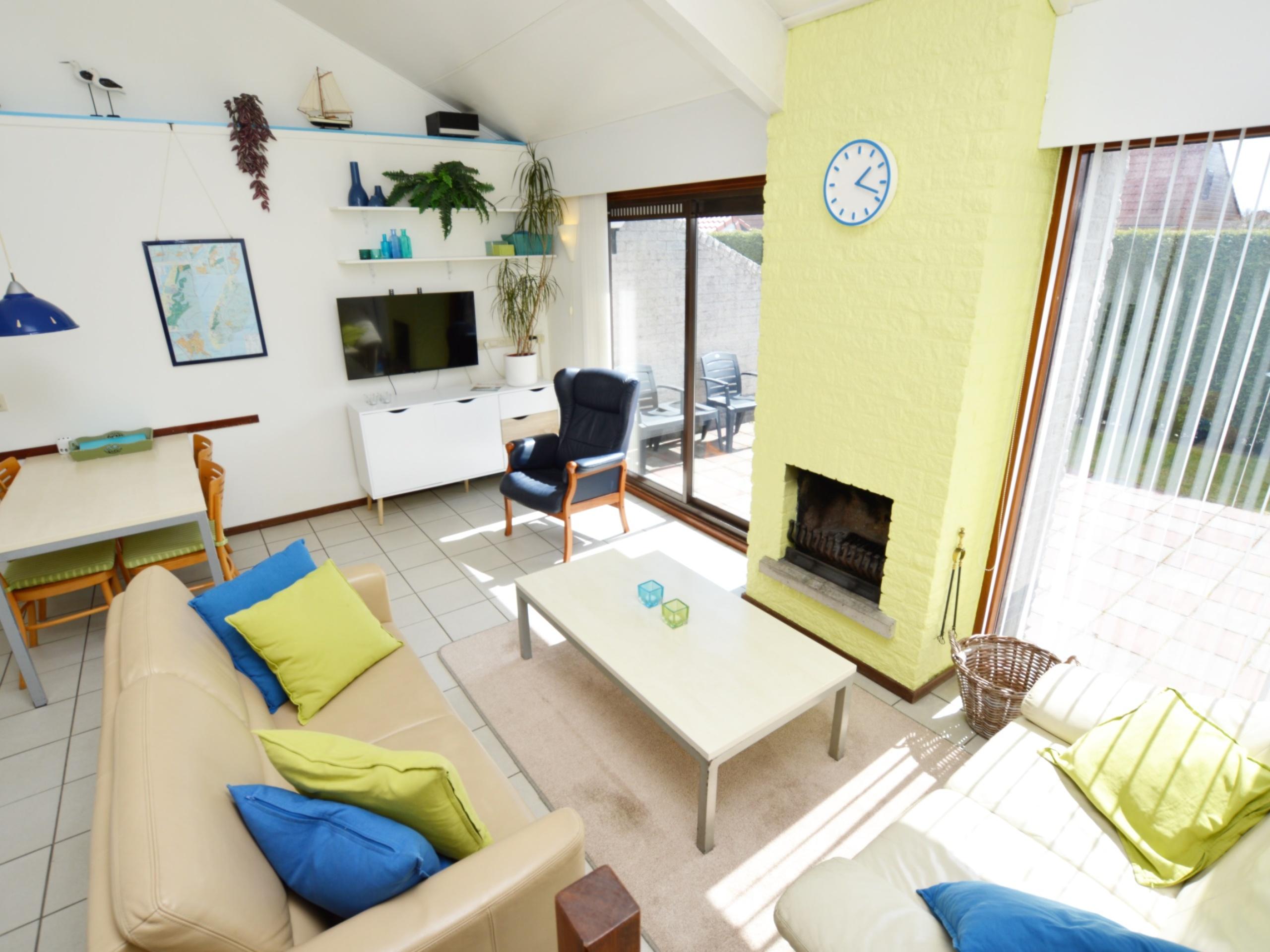 Komfortables Ferienhaus in ruhiger Waldlage