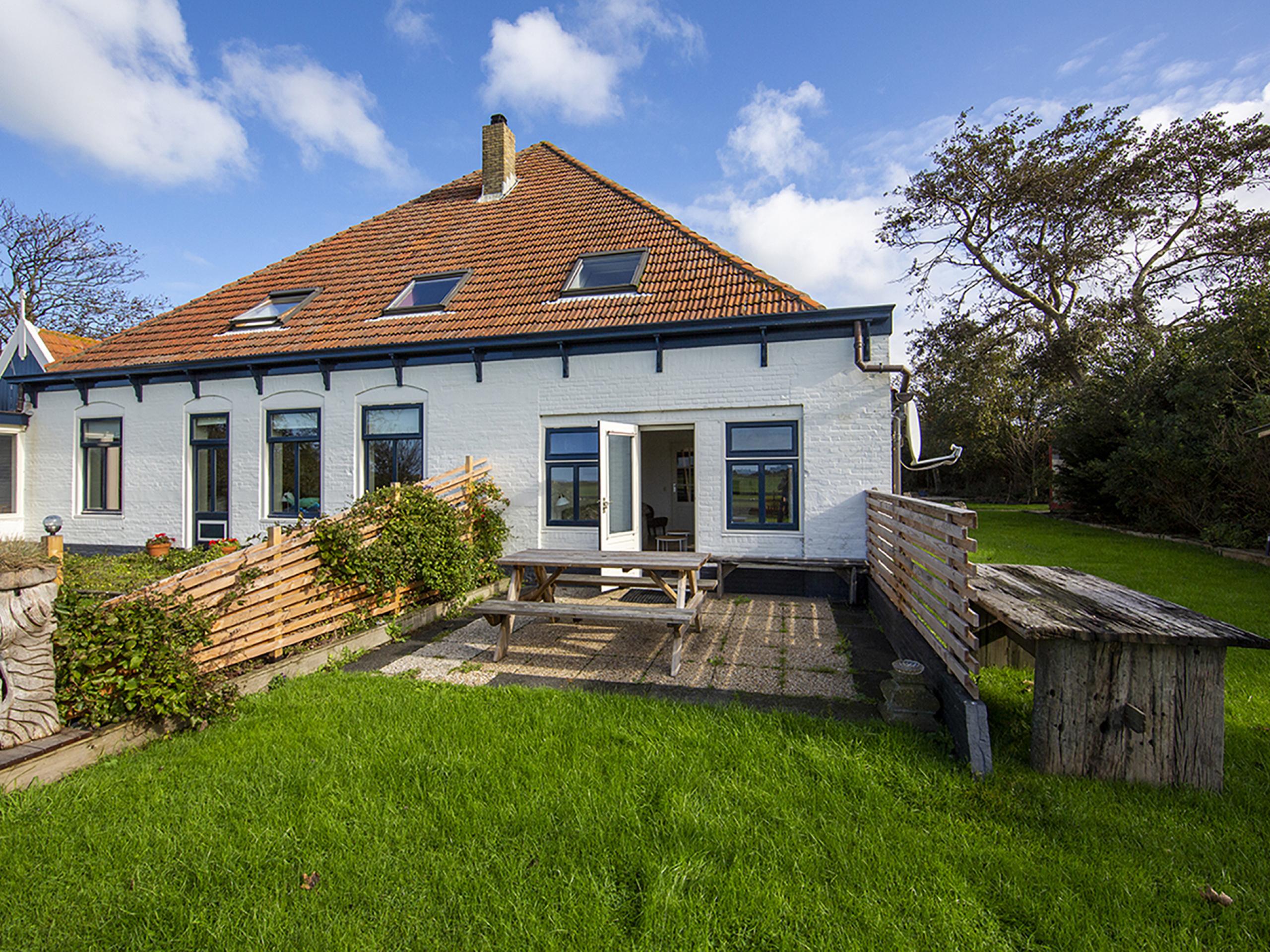 Ländliches und ruhig gelegenes Ferienhaus in der Nähe des Wattenmeeres