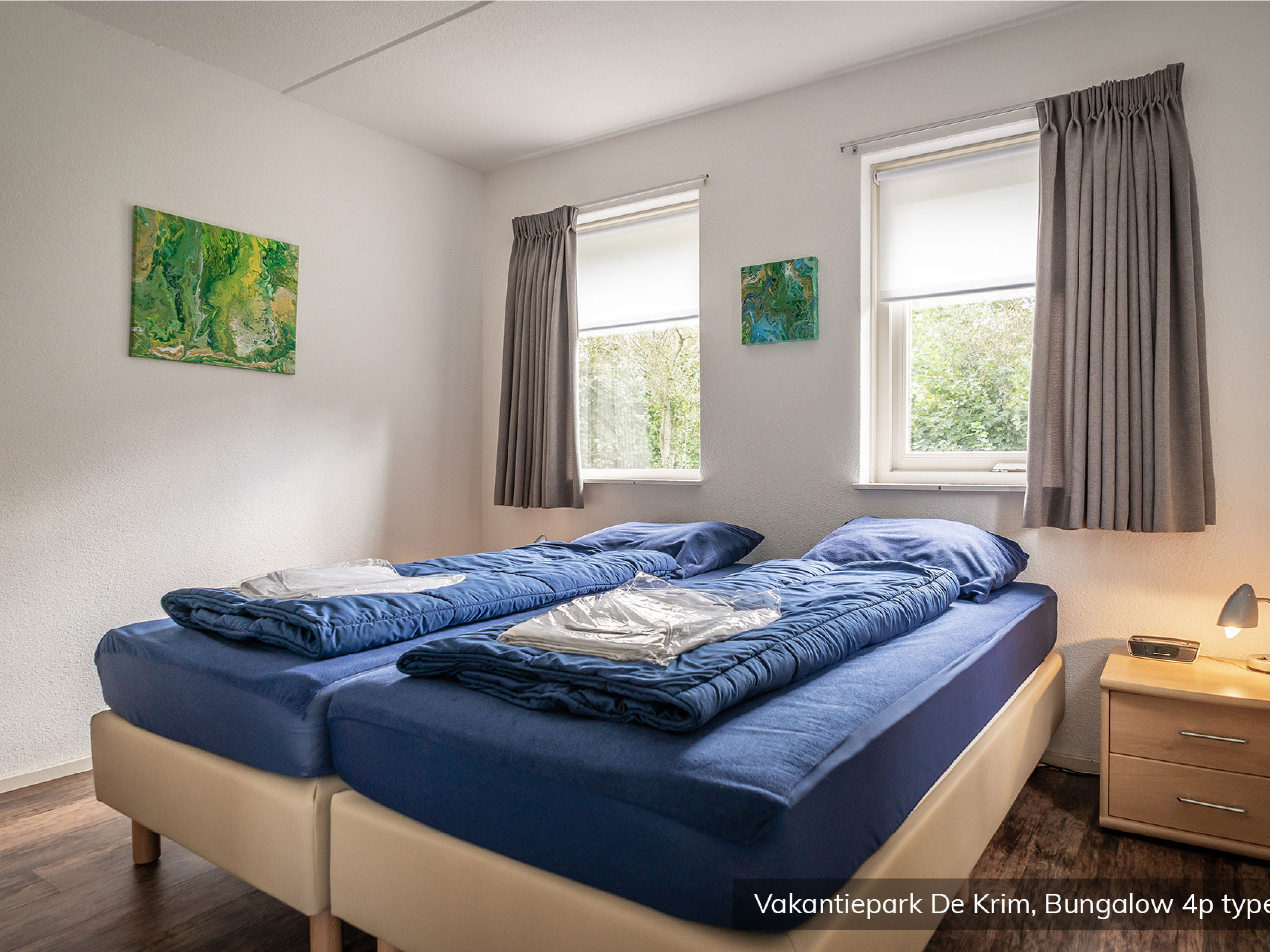 Comfortabel vakantiehuis vlakbij het Noordzeestrand in De Cocksdorp