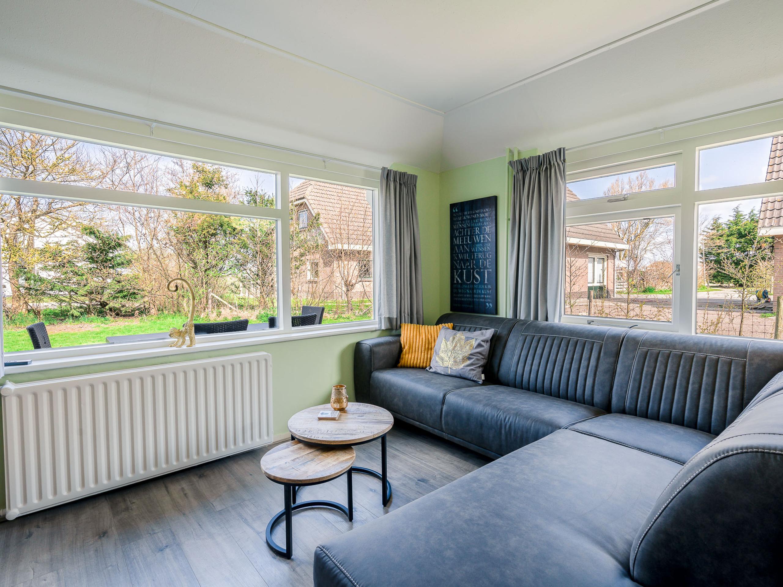 Ruim appartement met zonnig terras aan de rand van De Koog