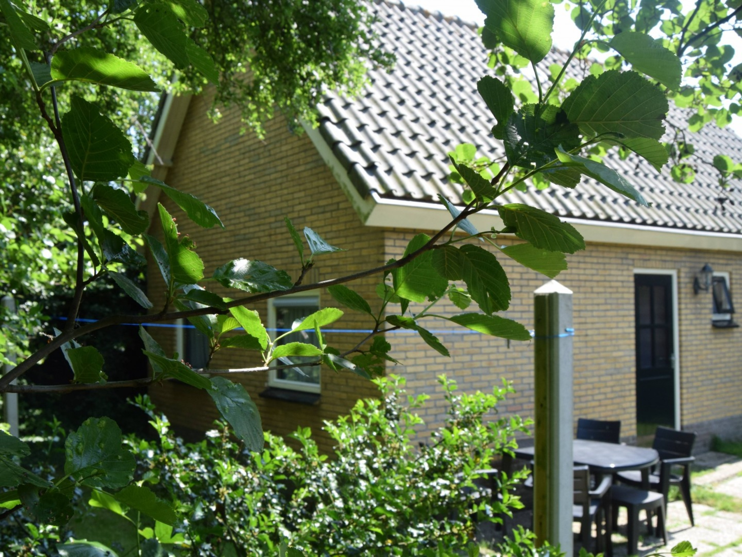 Rural holiday home with lovely panoramic views near De Waal