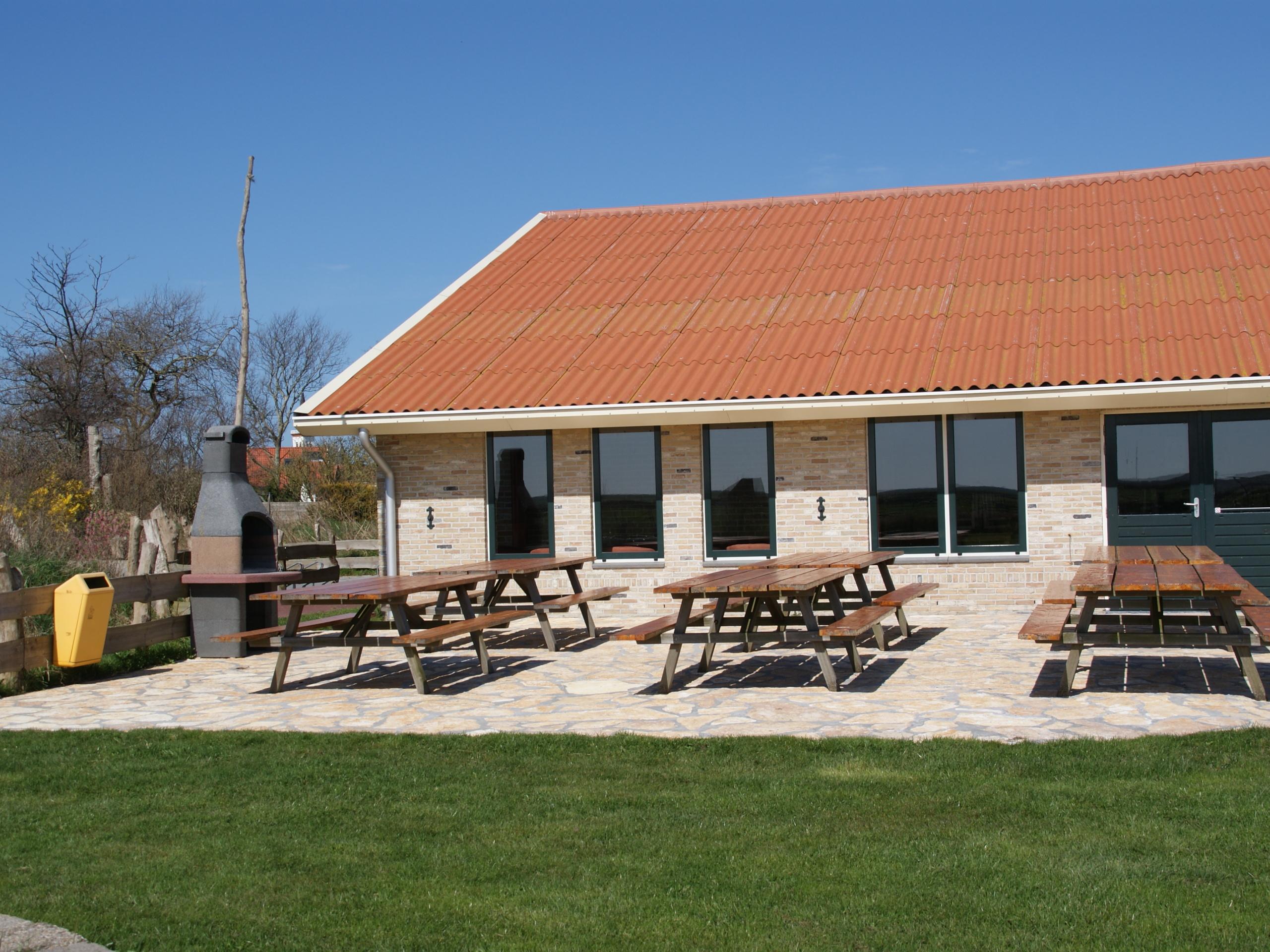 Gruppenunterkunft im Country - und Westernstil bei Den Hoorn