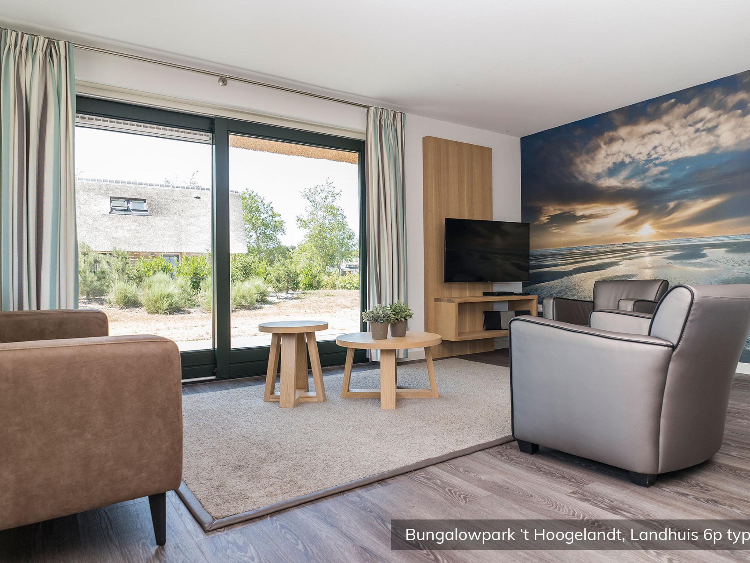 Ruhe, Natur und Komfort in einem strohgedeckten Ferienhaus in der Nähe von De Koog