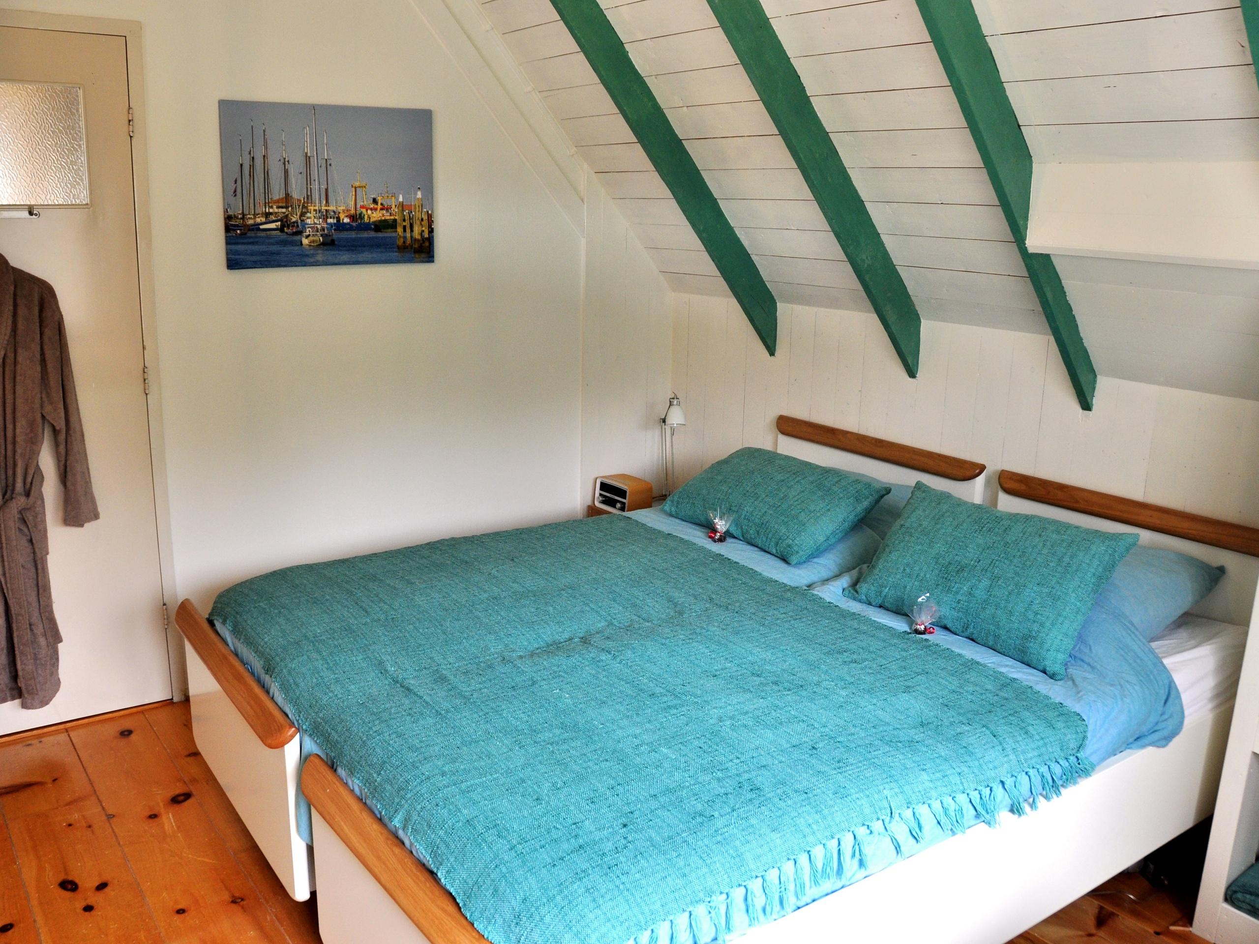 B&B in het vissersdorp Oudeschild met comfortabele kamers, heerlijk ontbijt en prachtige tuin