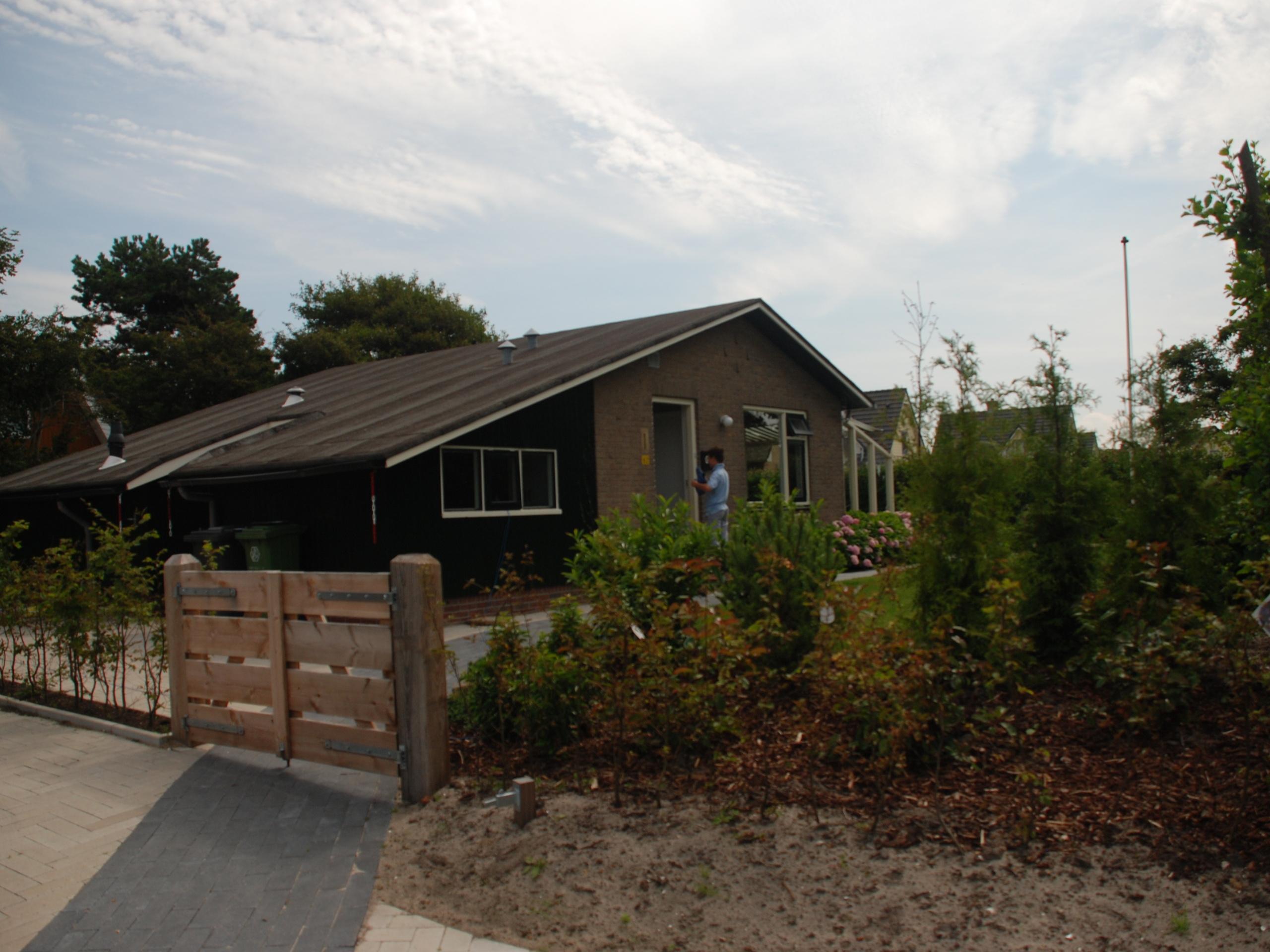 Rustig gelegen vakantiehuis met ruime tuin op steenworp afstand van het dorp, strand en bos