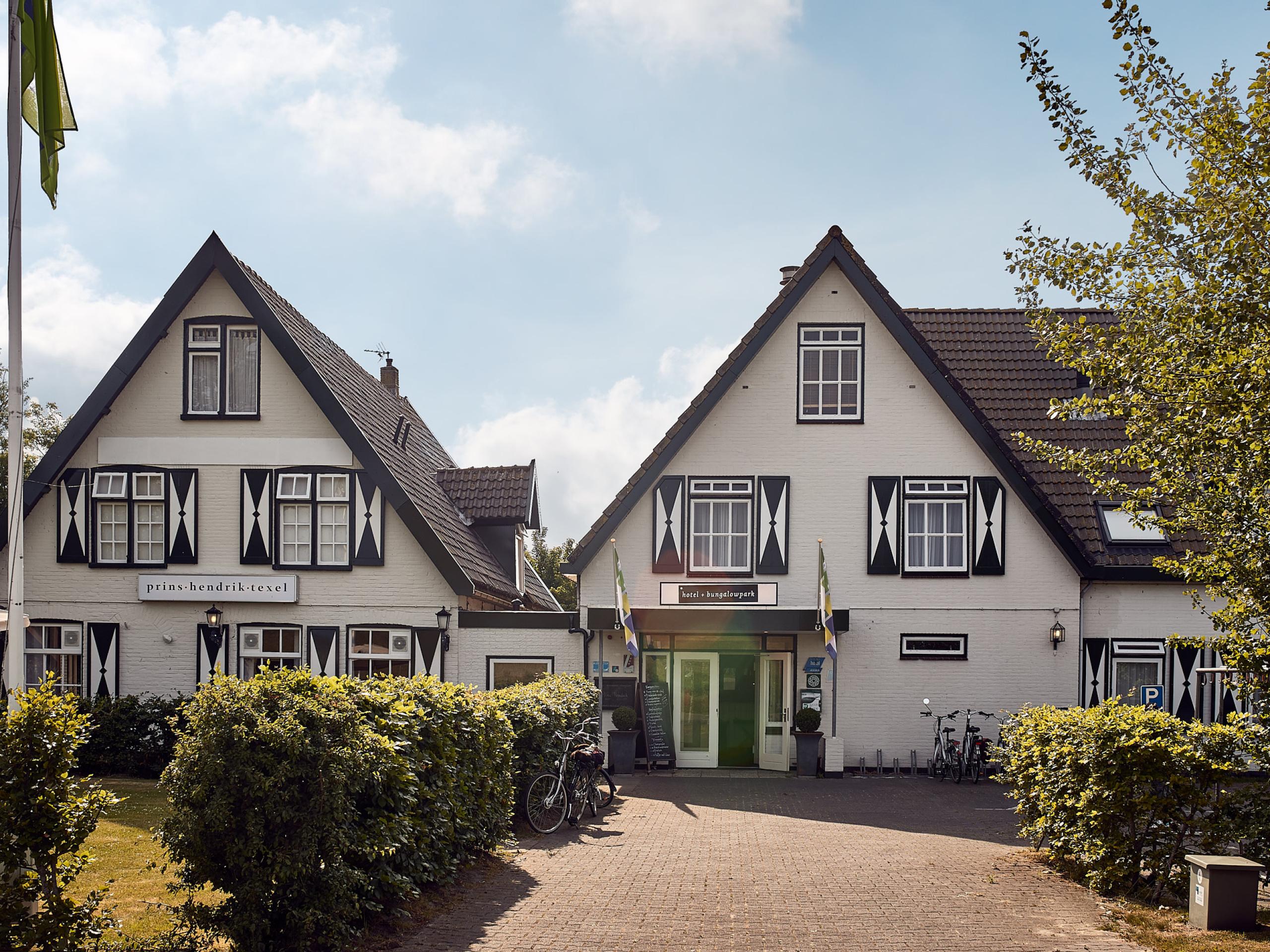 Charmantes Hotel in schöner Lage am Wattenmeer und Oosteren