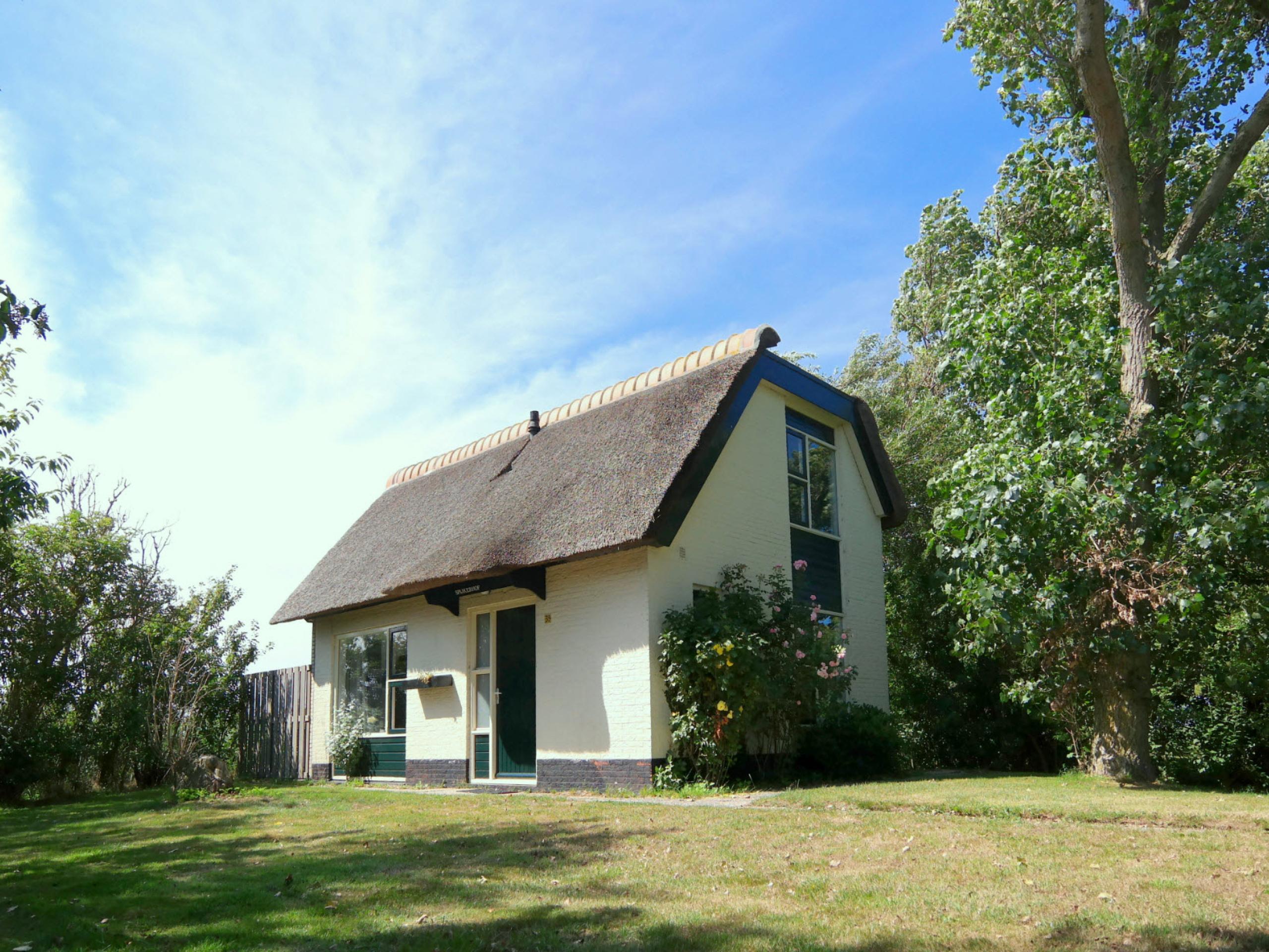 Vrijstaand vakantiehuis landelijk gelegen met weids uitzicht dichtbij Den Hoorn