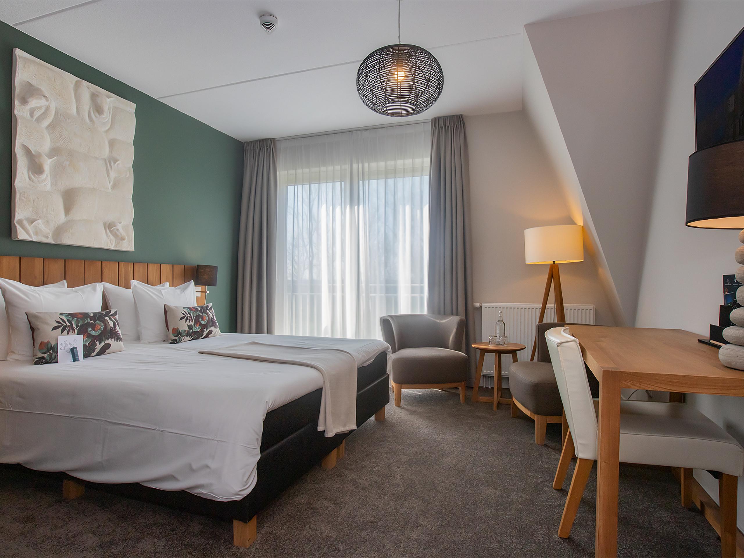 Volop genieten in sfeervol hotel vlakbij De Cocksdorp