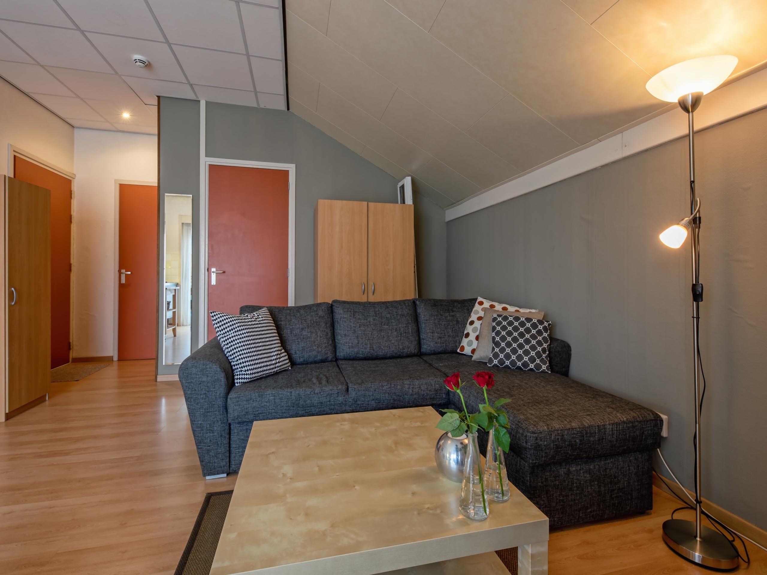 Komfortables Appartement in idealer Lage mitten in De Cocksdorp