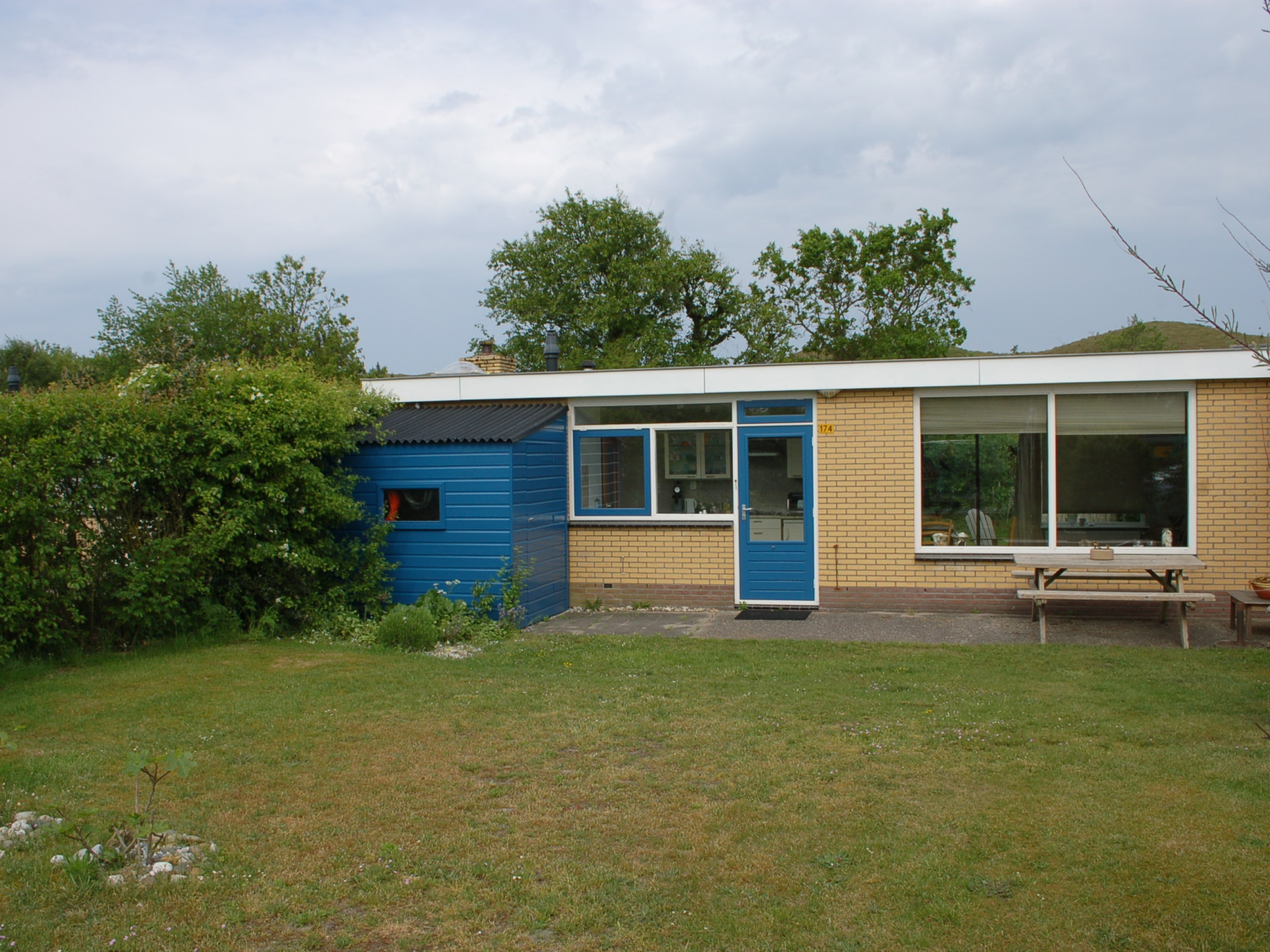 Celebrating holidays within walking distance of De Slufter in this fine bungalow