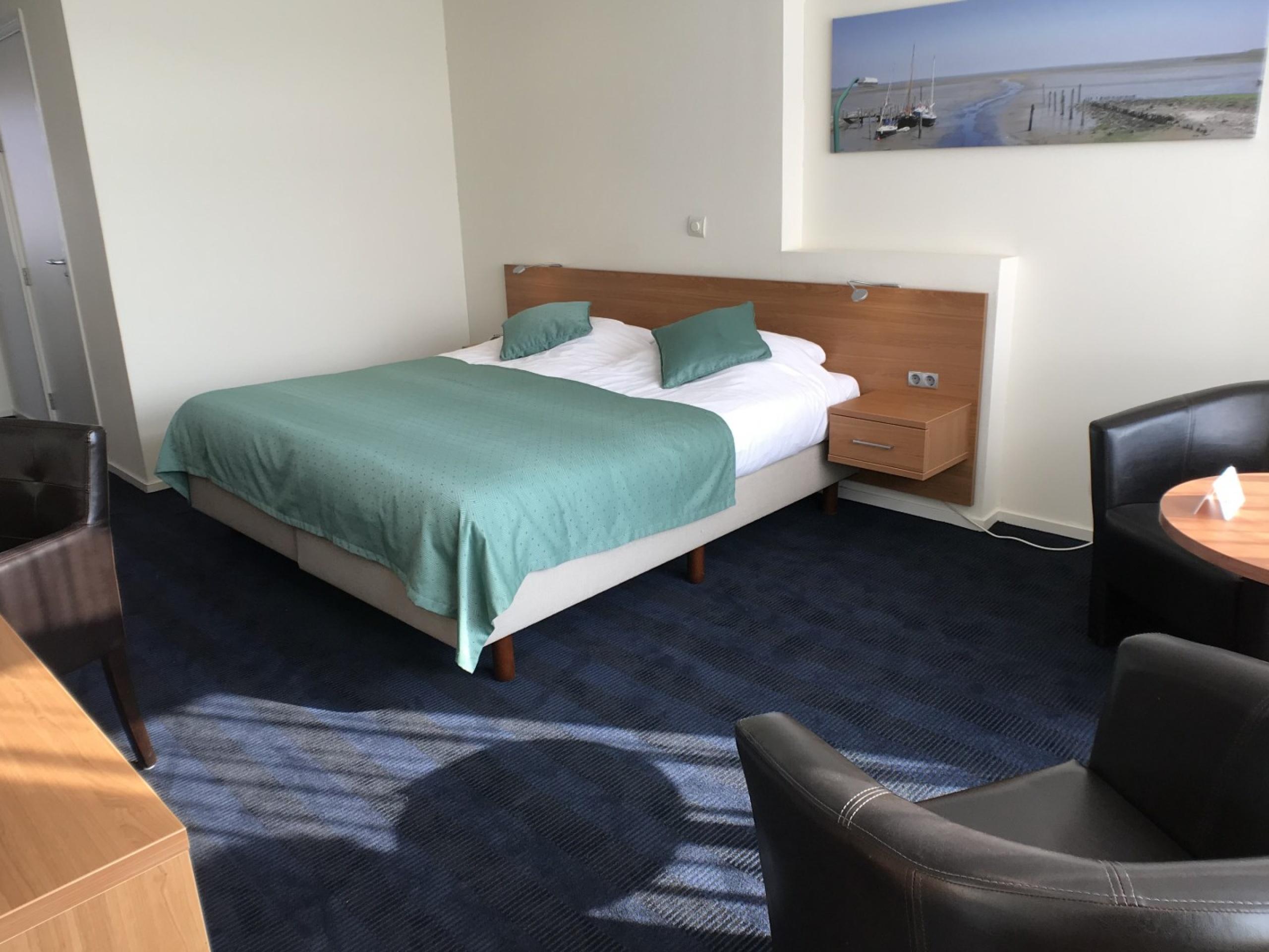 Great hotel in the seaside resort of De Koog