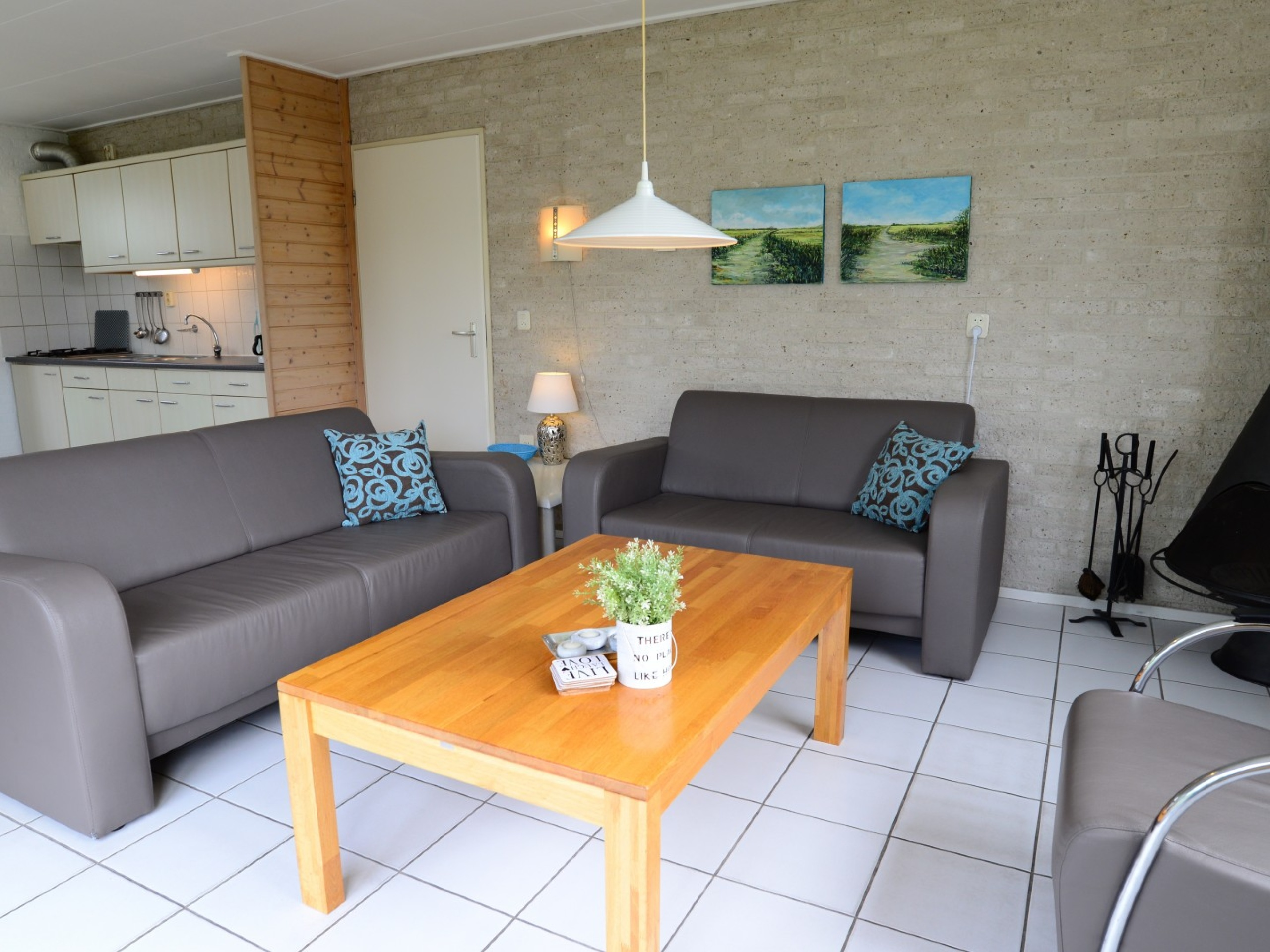 Detached holiday home with large garden in De Koog within walking distance of the sea and beach