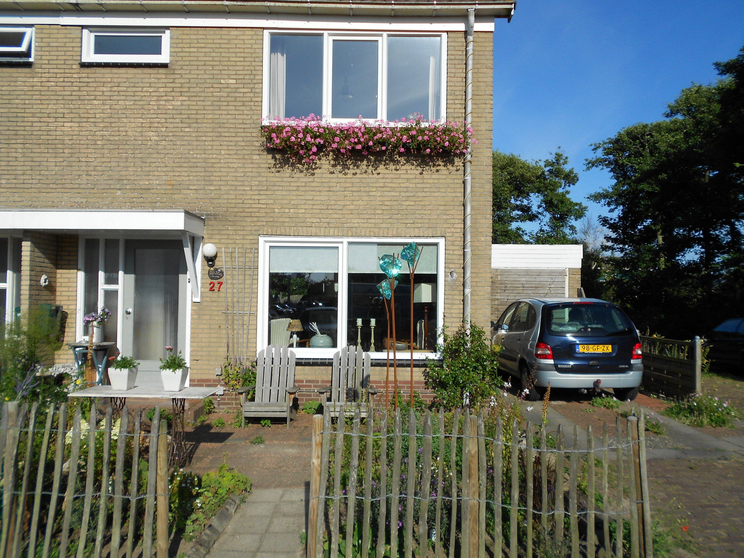 B & B on a residential area within walking distance of the center of De Koog