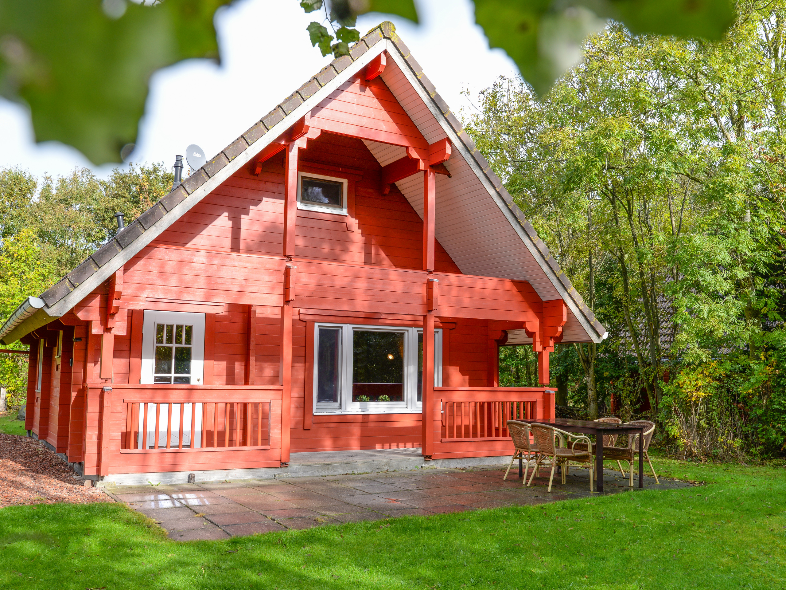 Charmantes Ferienhaus mit viel Privatsphäre am Rand von De Koog