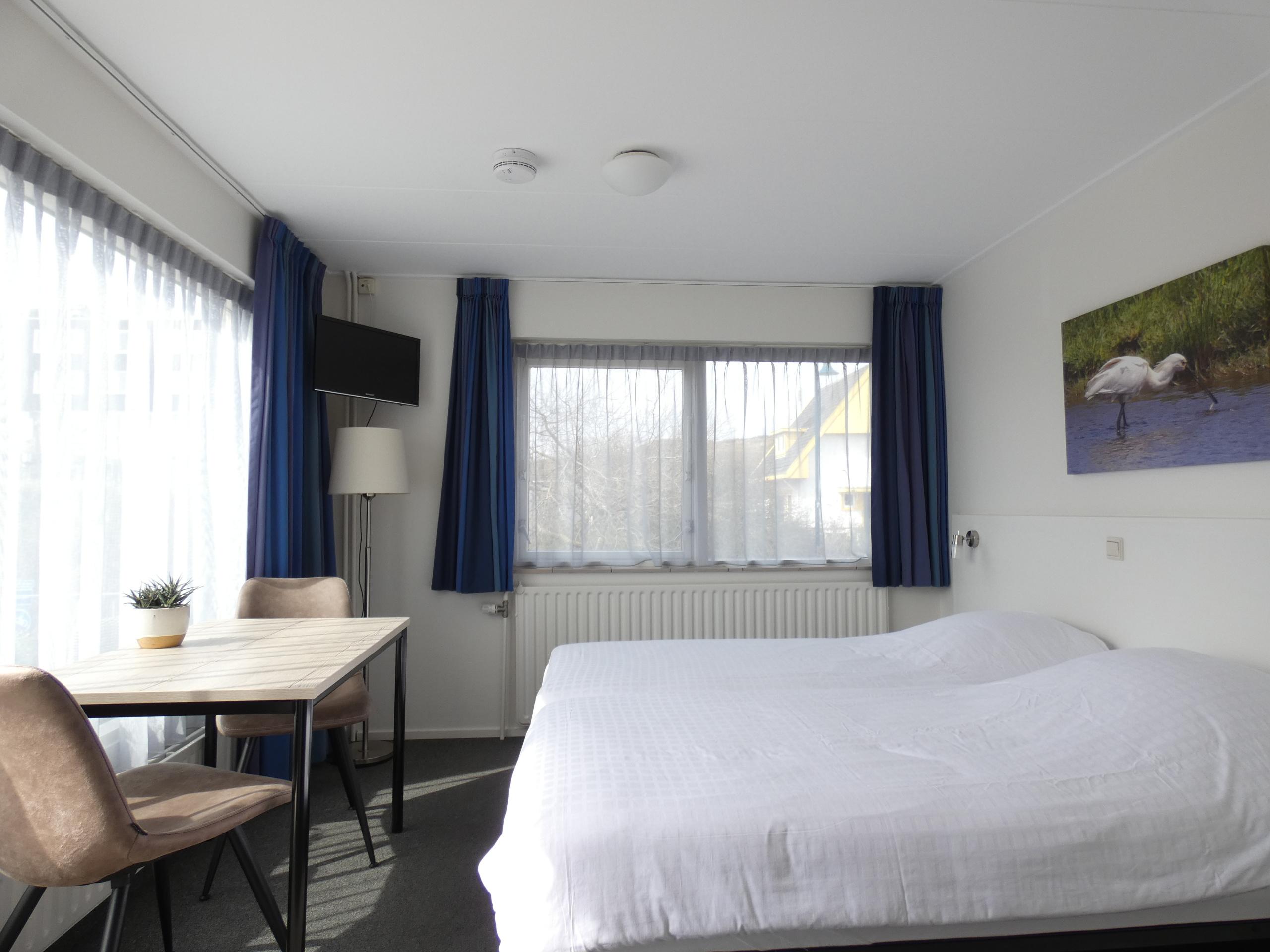 B & B mit Balkon und reichhaltigem Frühstück in Ihrem Zimmer in zentraler Lage in De Koog
