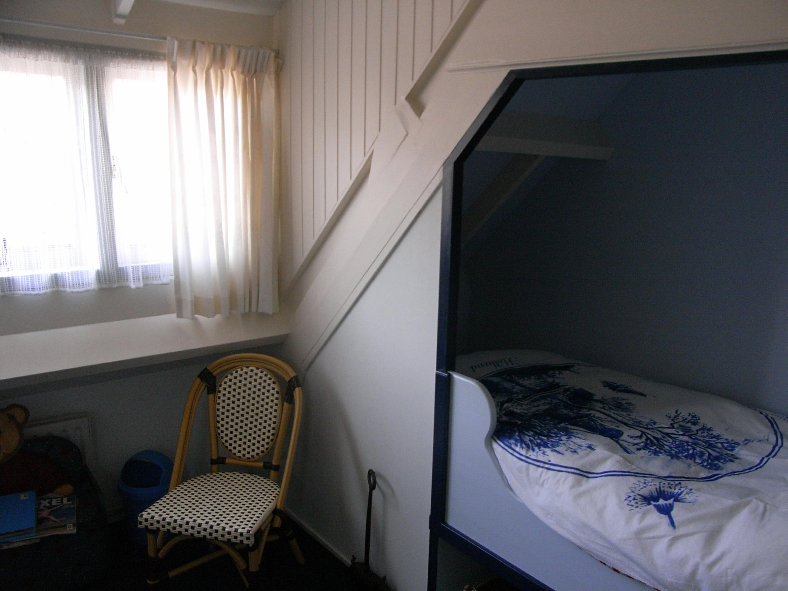 Schlafen Sie in einem echten Boxbett in diesem B & B im Zentrum von Den Burg