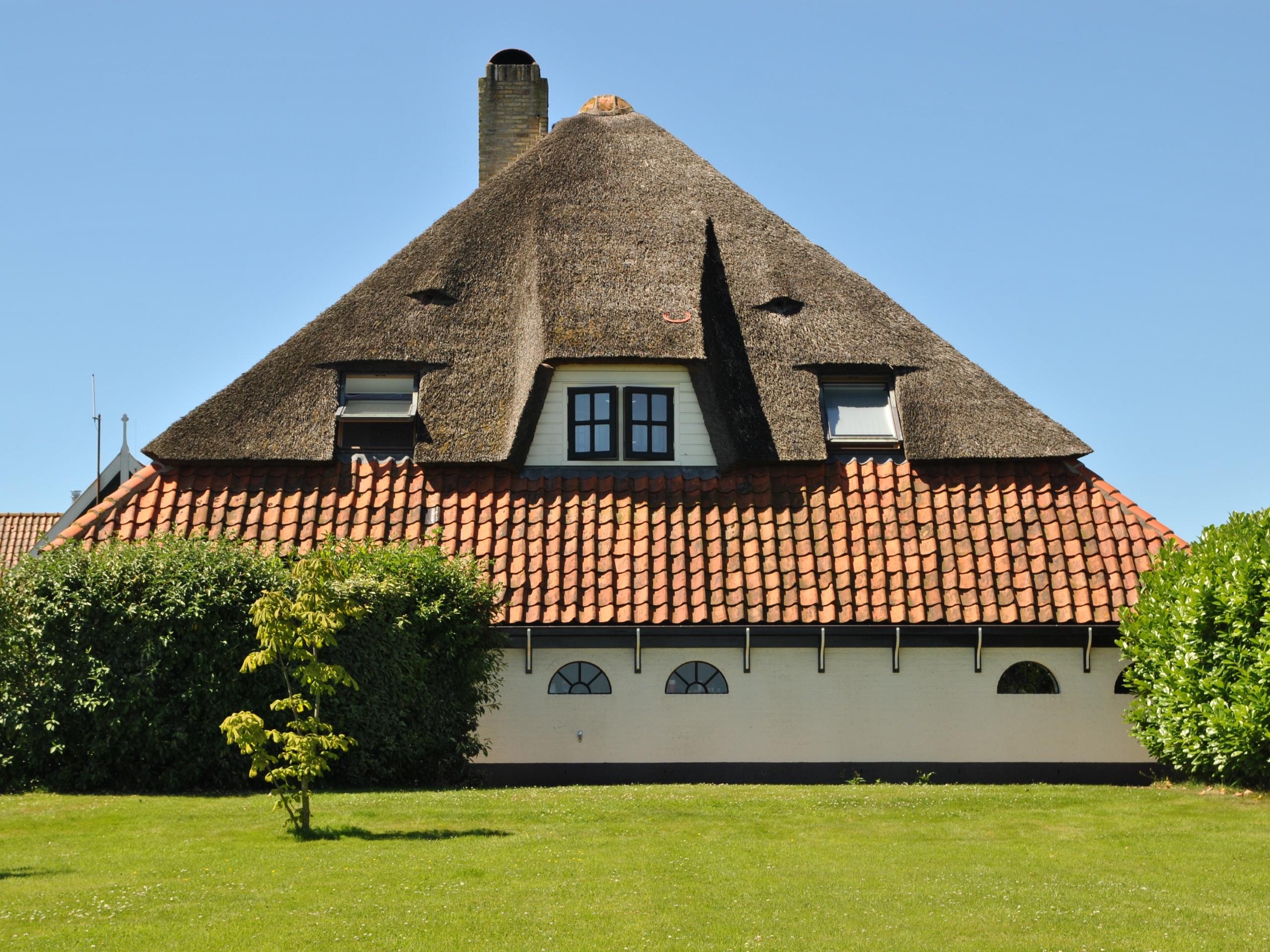 Riant sfeervol vakantiehuis met prachtig weids uitzicht vlakbij Oosterend