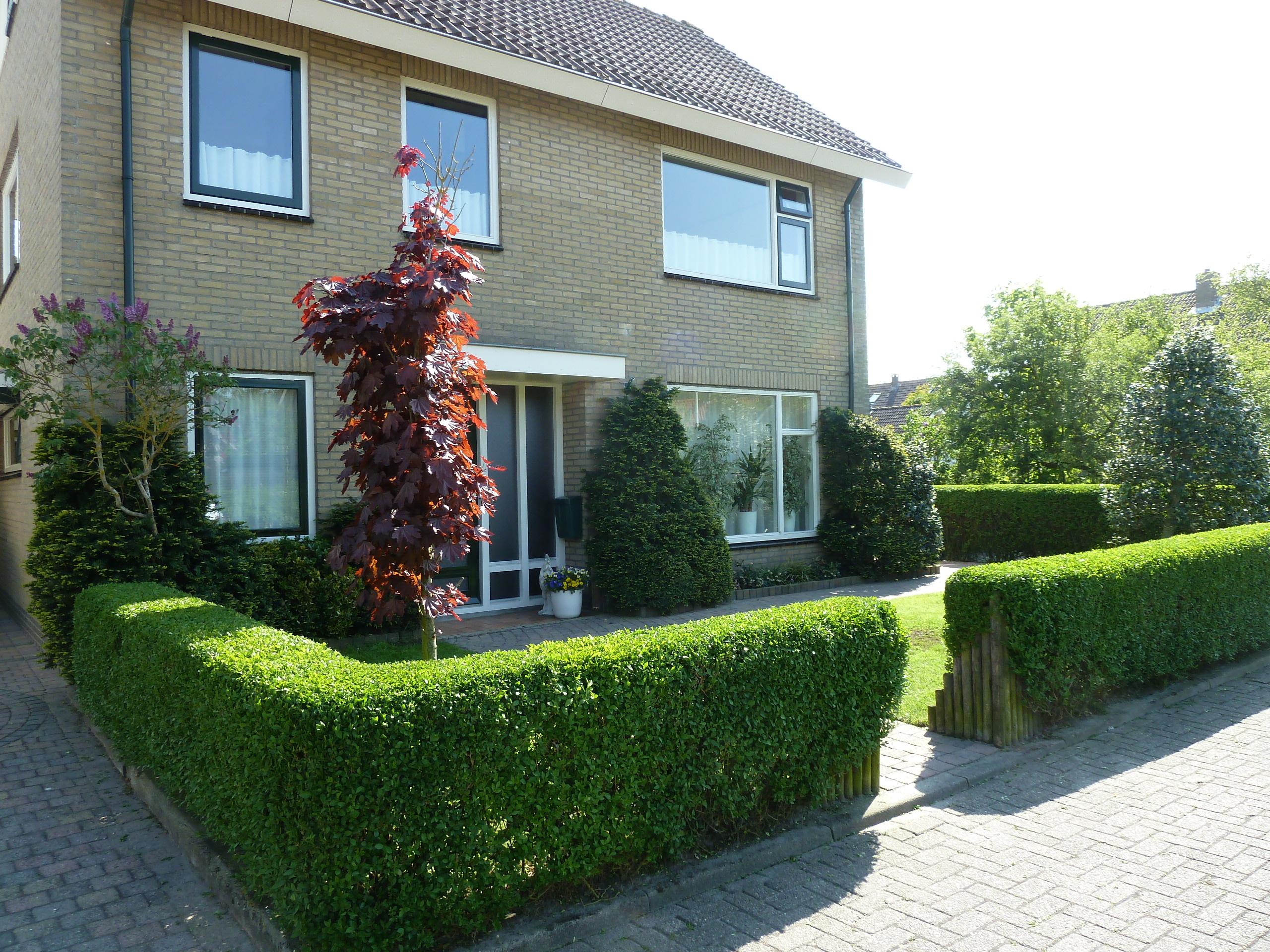 Ruhig gelegenes Appartement mit Terrasse und Gartenhaus in De Koog