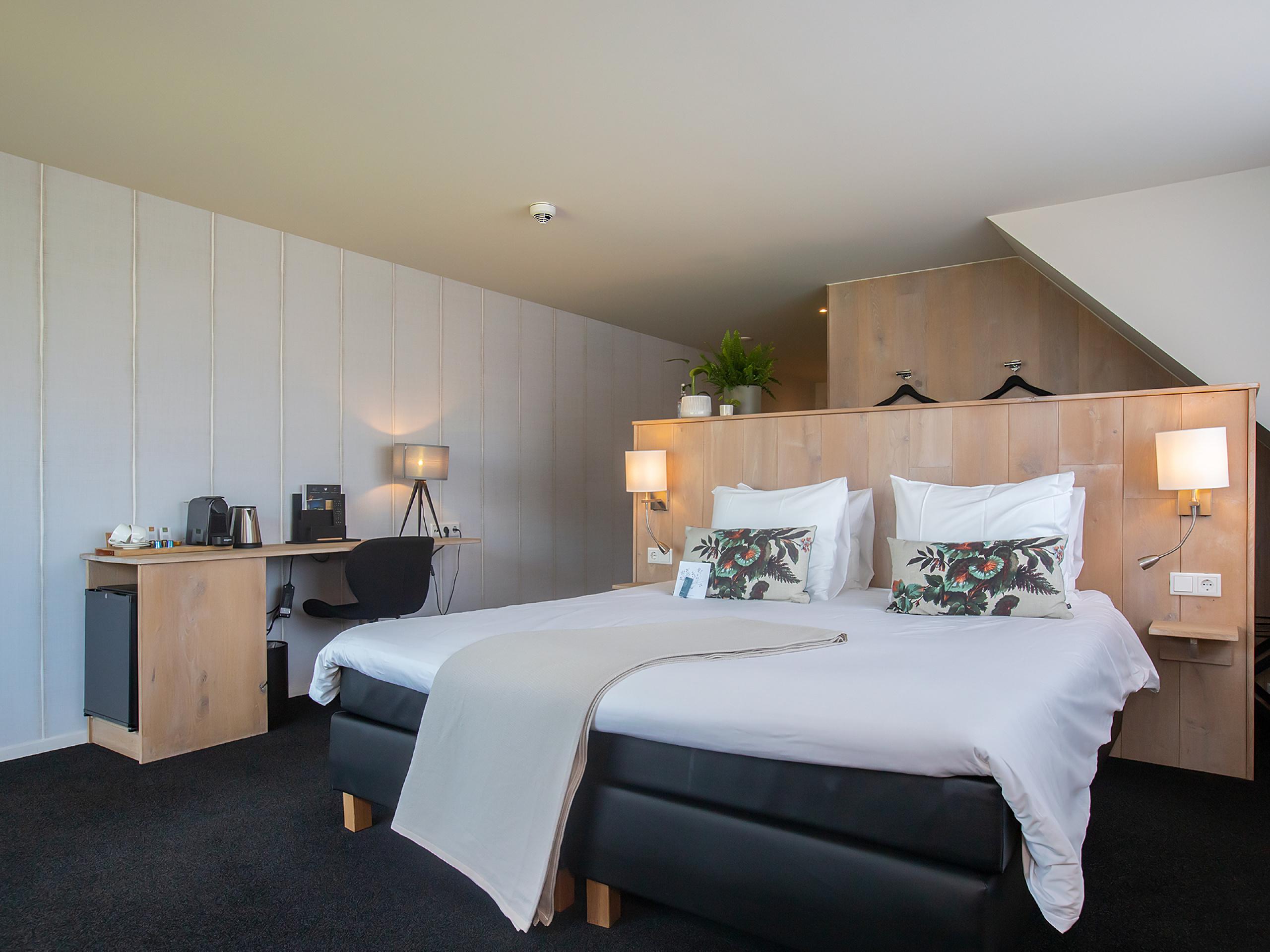 Luxuriöse Junior Polder Suite in zentraler Lage auf Texel in der Nähe von De Cocksdorp