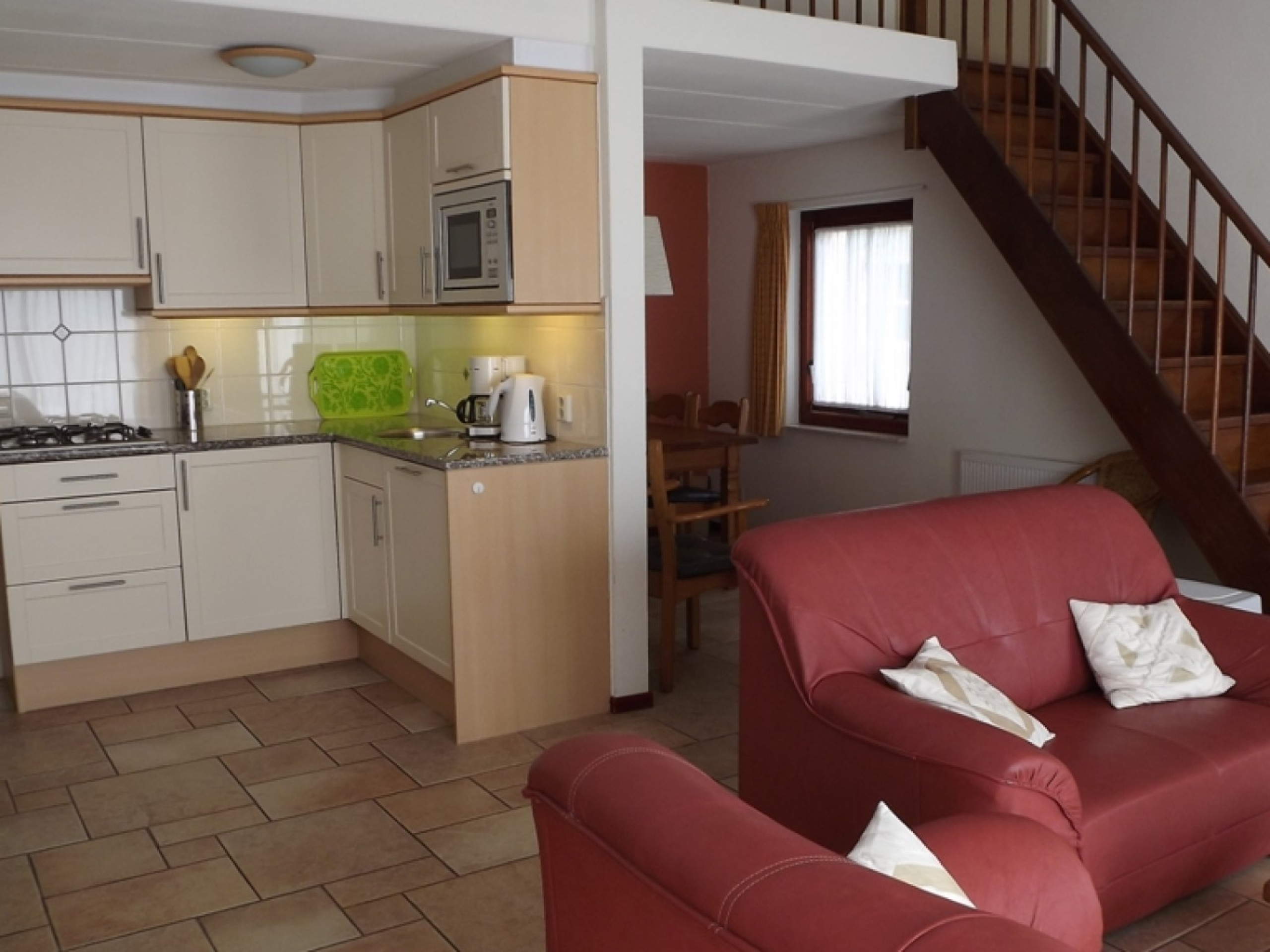 Spacious comfortable holiday home with large garden in forest De Dennen