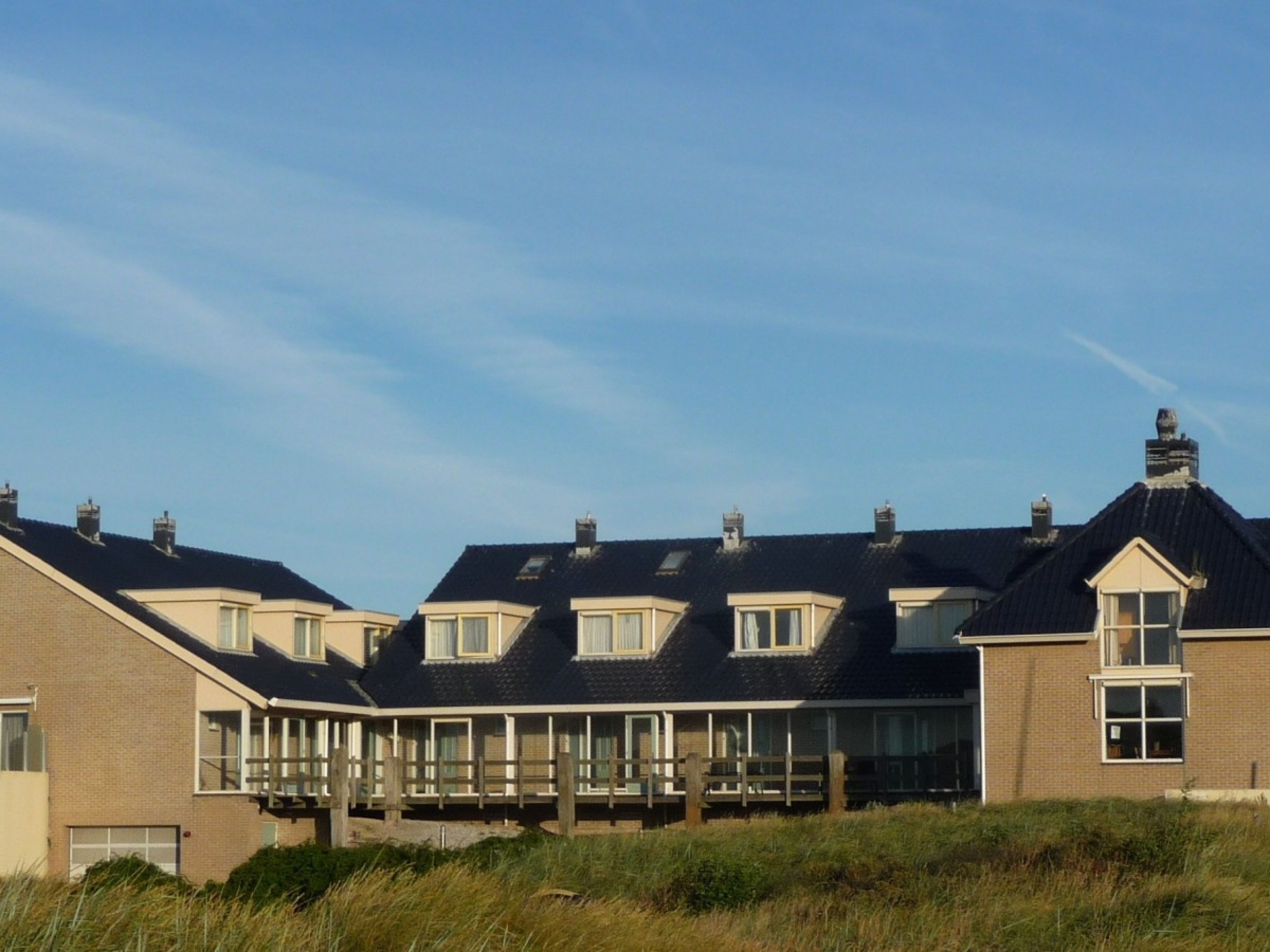Luxe apartment breathtaking beachfront location in De Koog