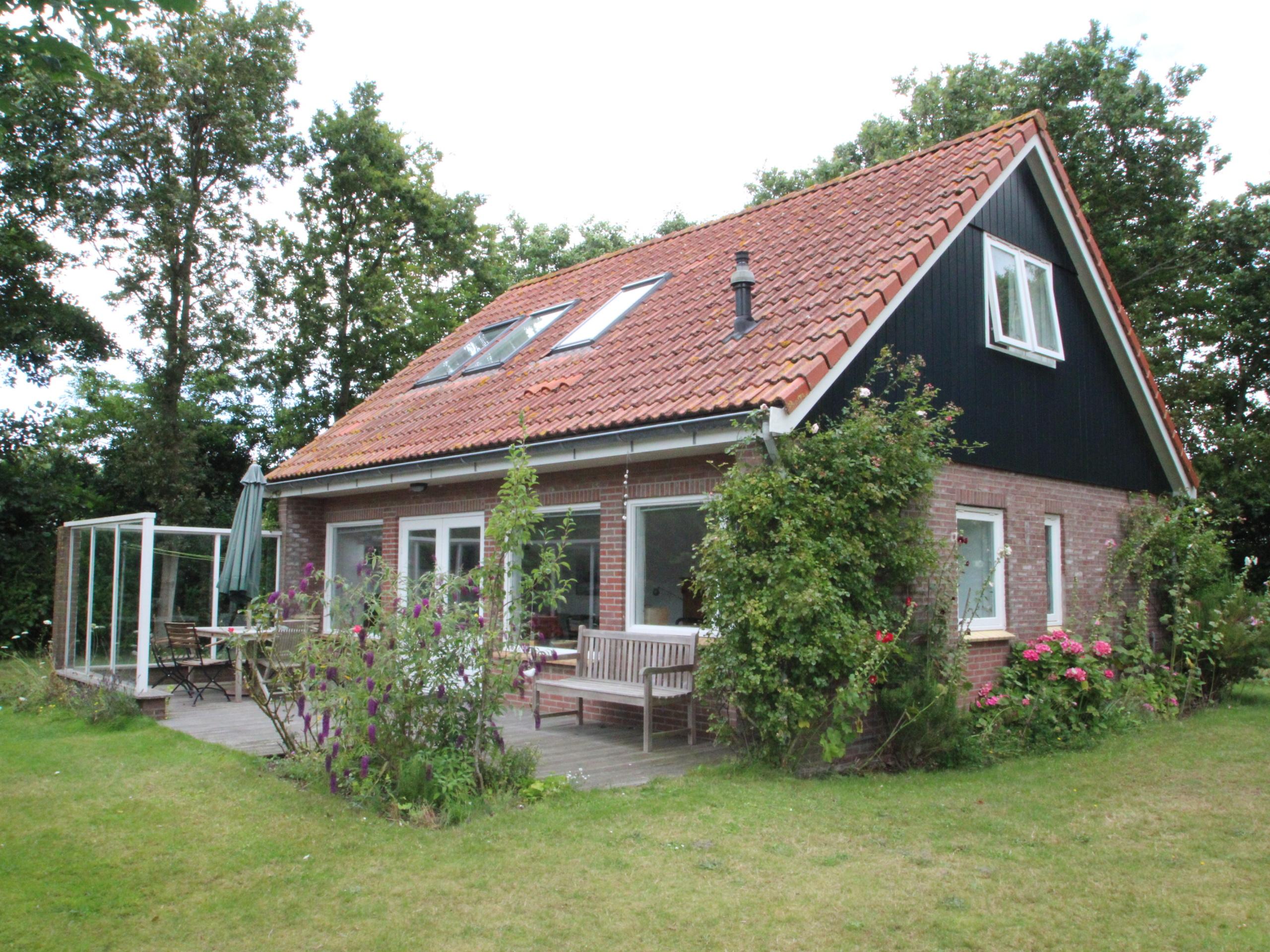 Mooi gelegen vakantiehuis in de buurt van natuurgebied de Slufter