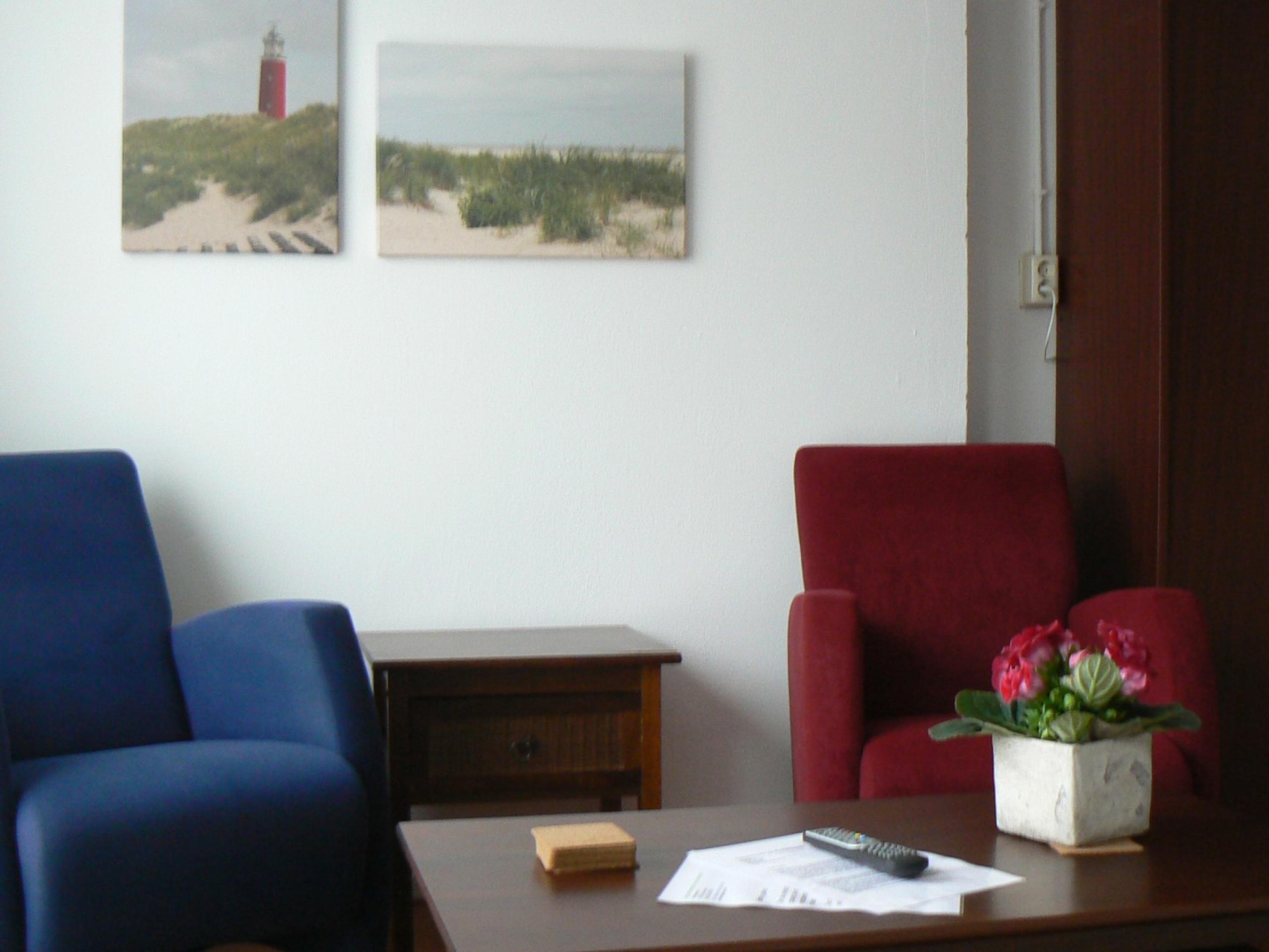 Knus appartement met rustige ligging vlakbij het strand in De Koog