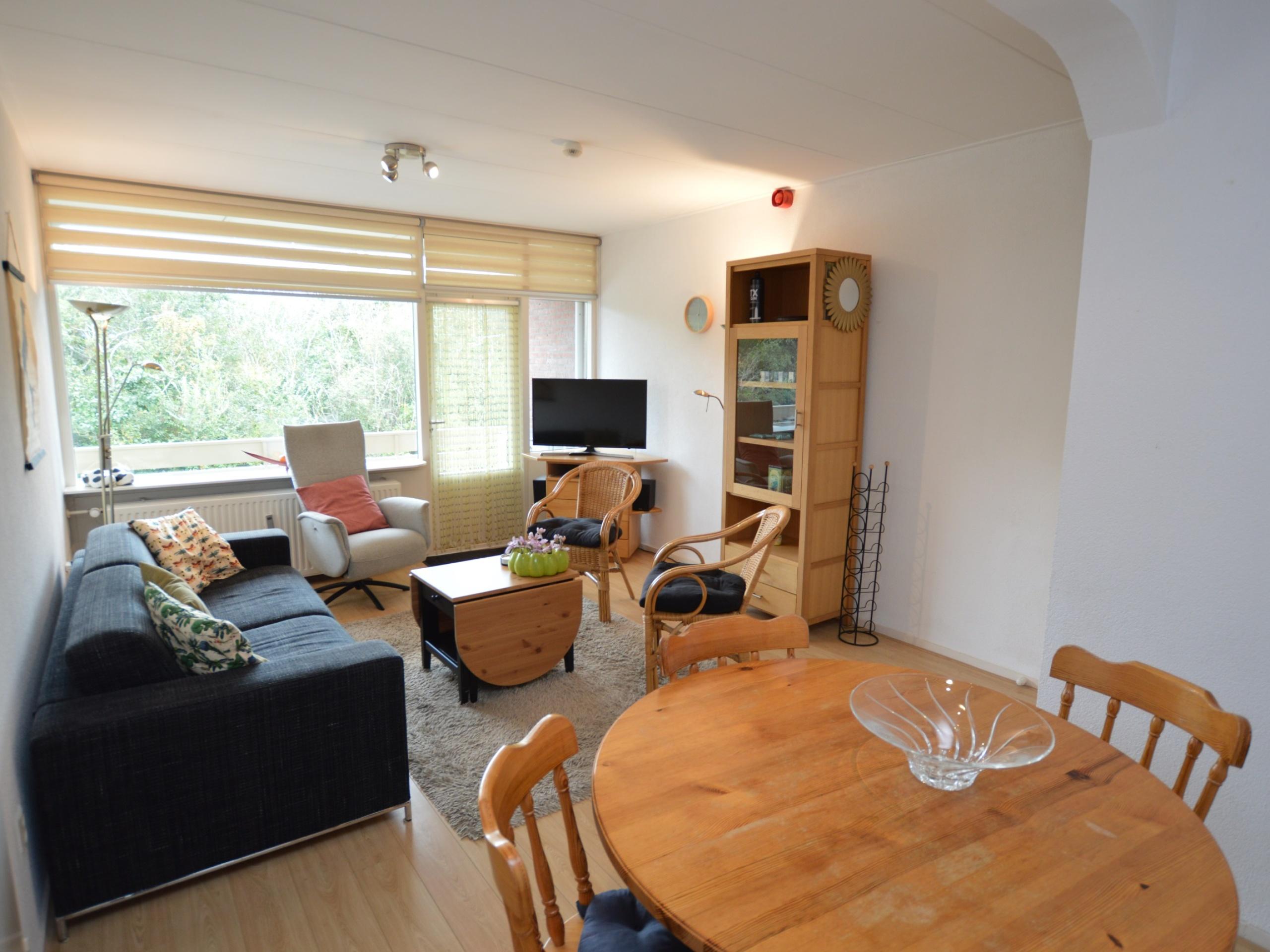 Appartement in kleinschalig complex bij De Koog