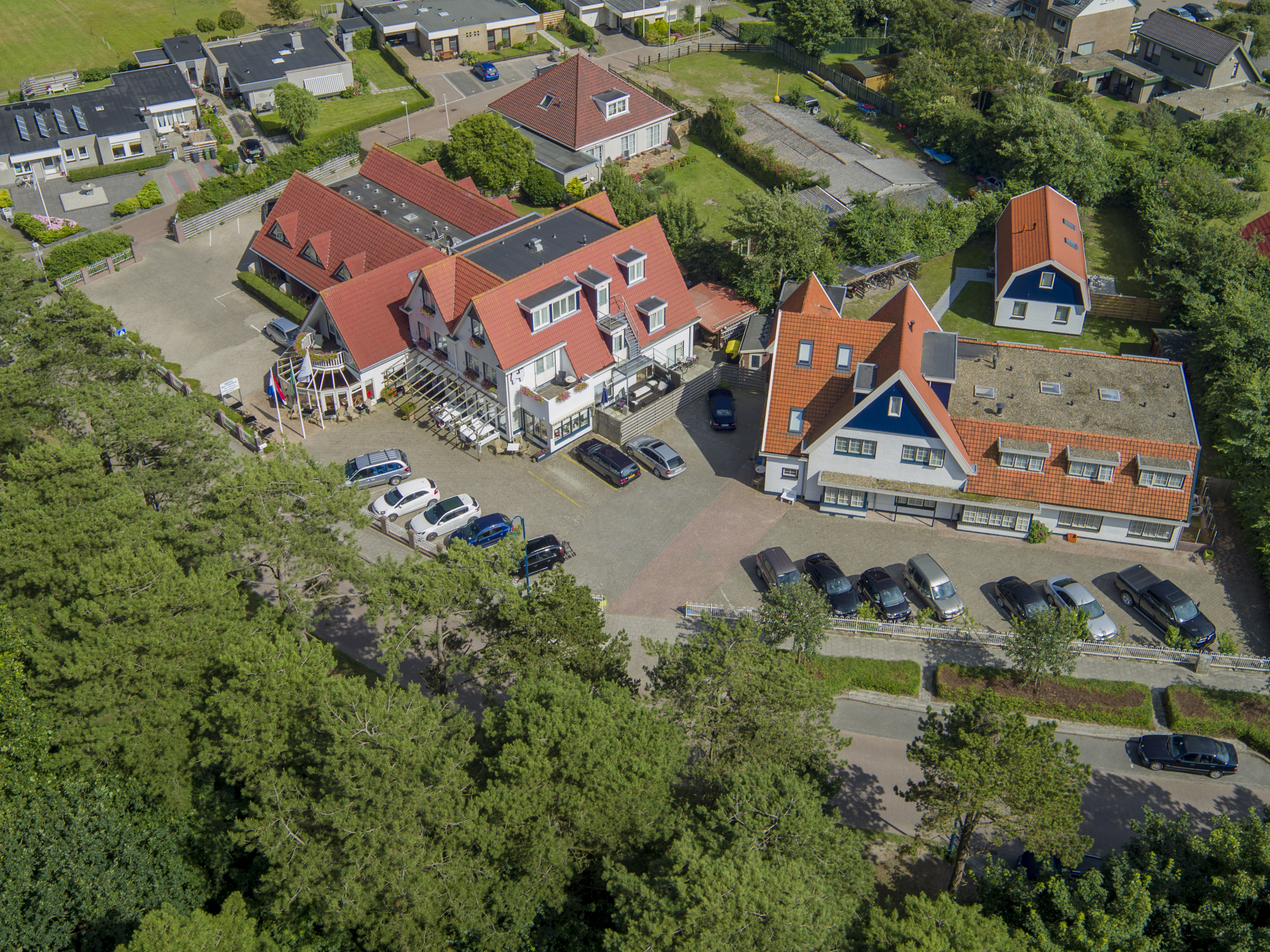 Angenehmes Familienhotel am Rande des Badplatzes De Koog