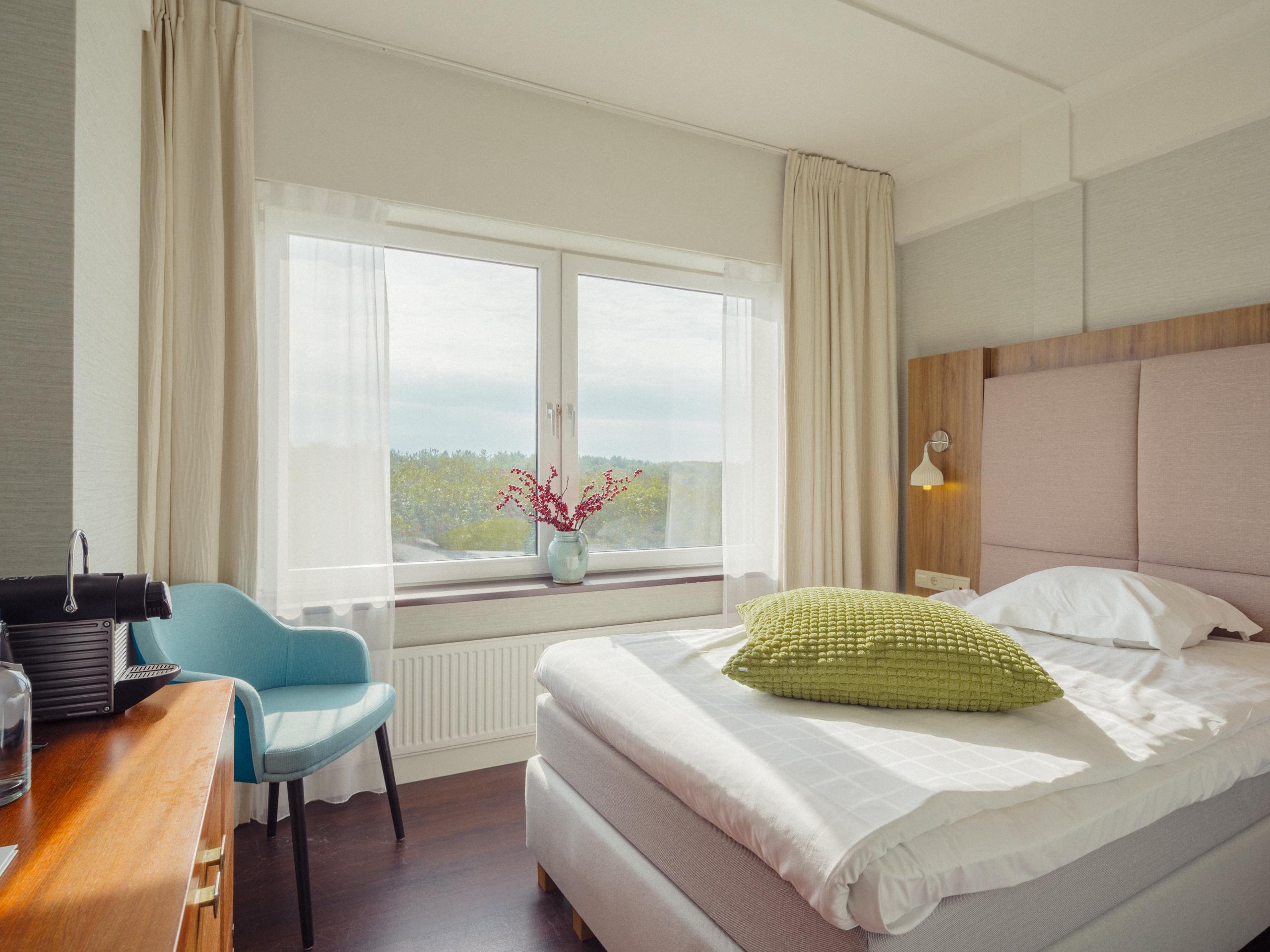 Kleines Zimmer für einen kurzen Aufenthalt in De Koog