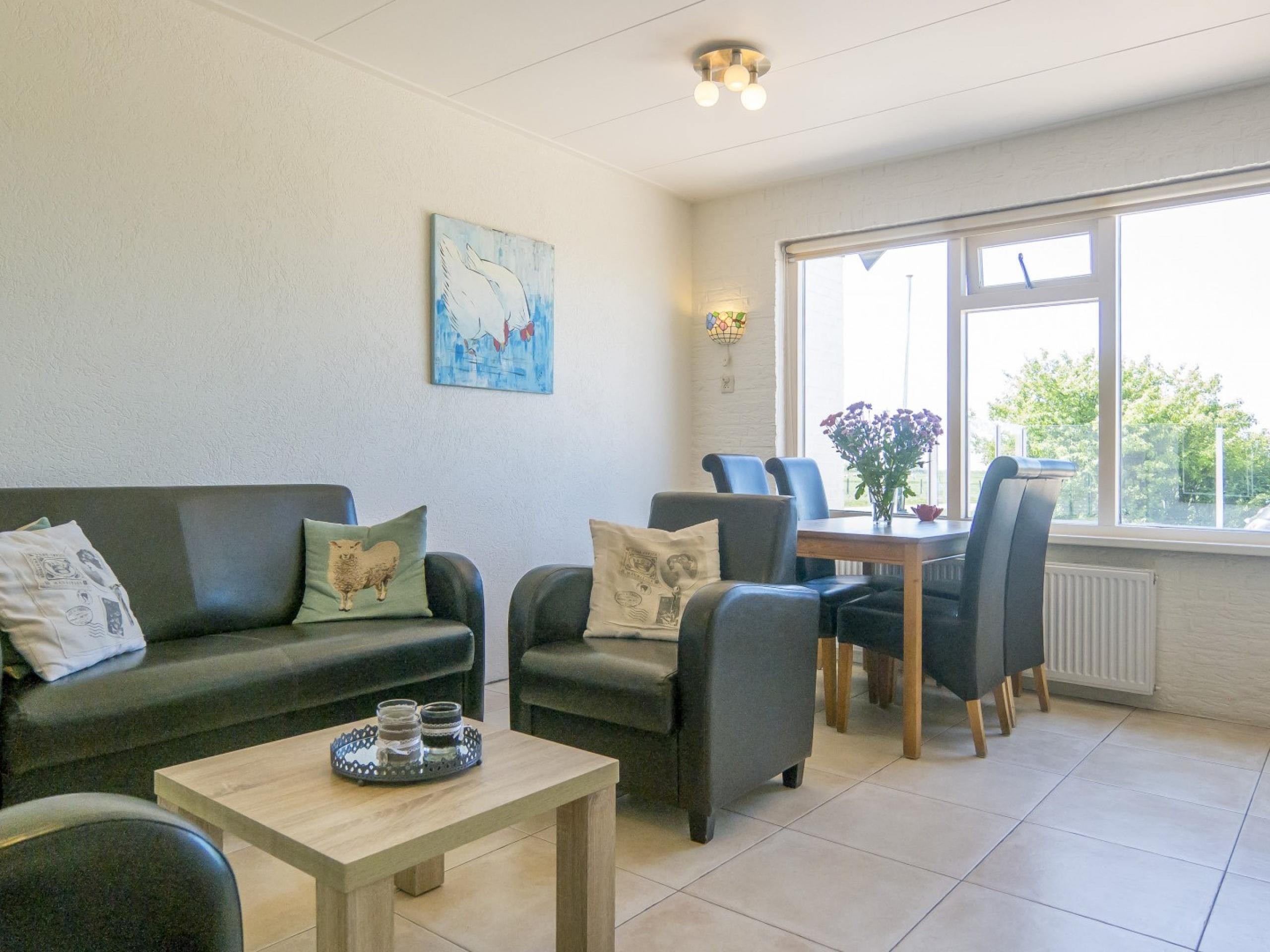 Comfortabel vakantiehuis met ideale ligging vlakbij Den Burg