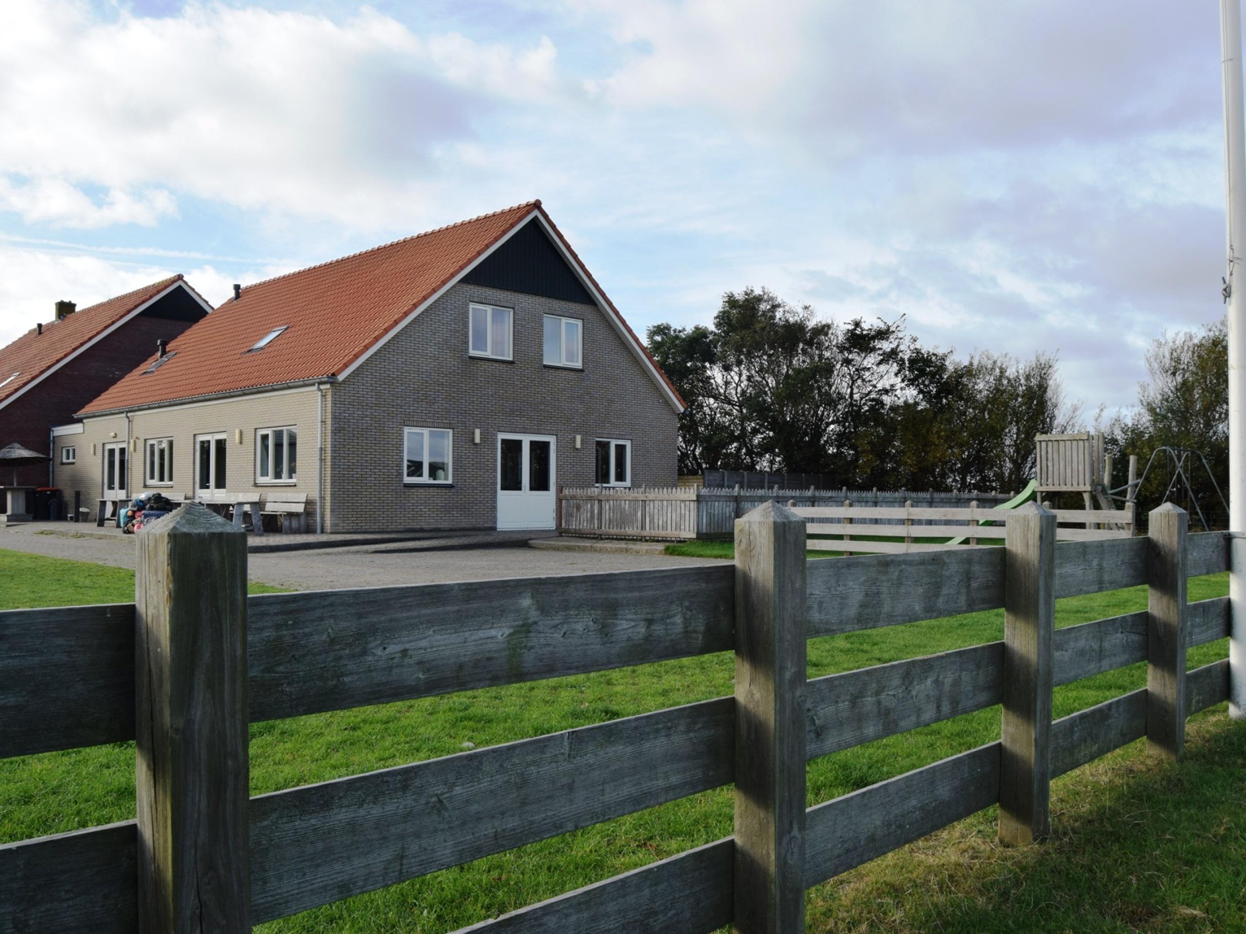 Komfortable Gruppenunterkunft ländlich gelegen bei Den Hoorn