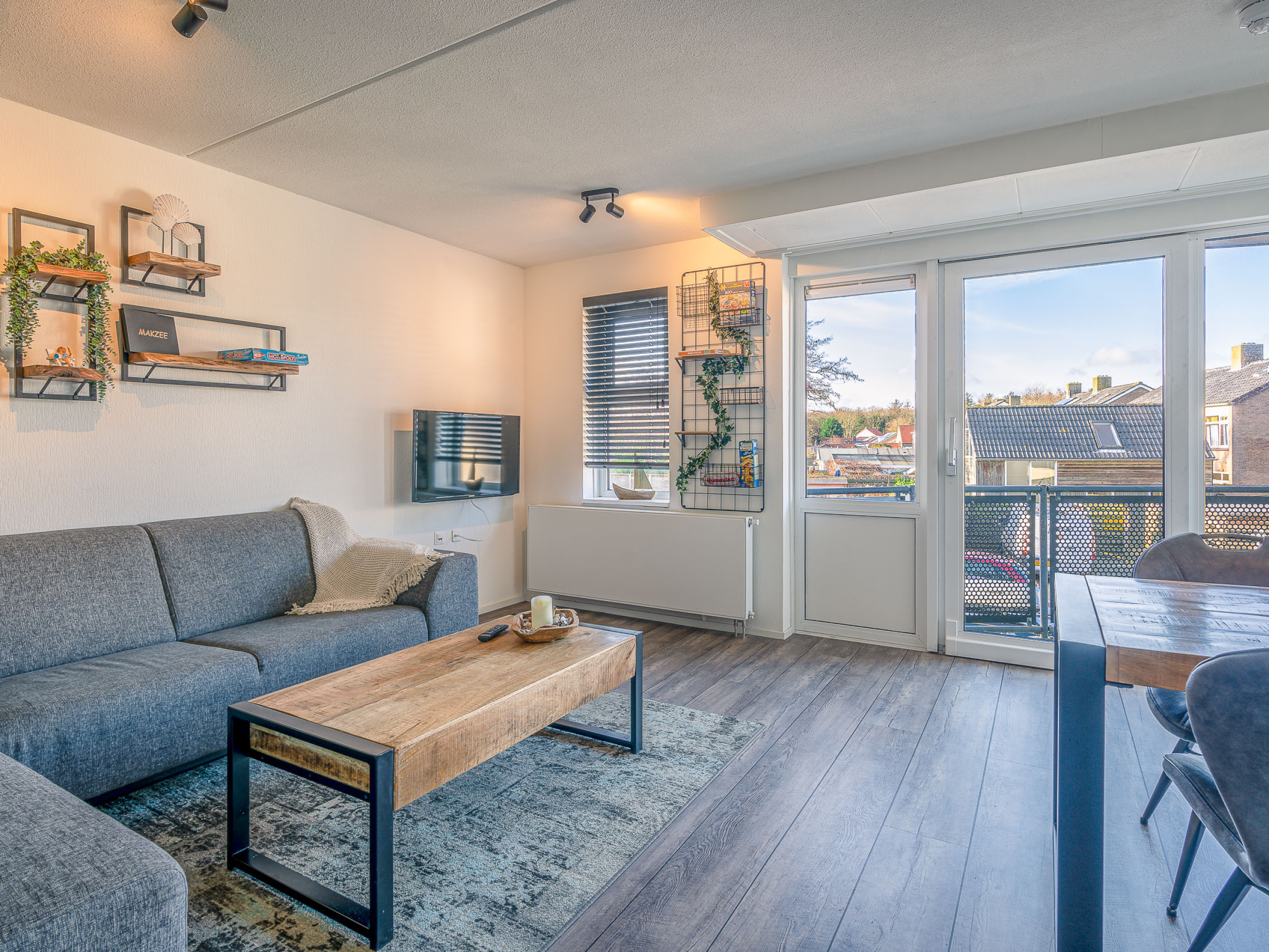 Lovely apartment in De Koog with a central location