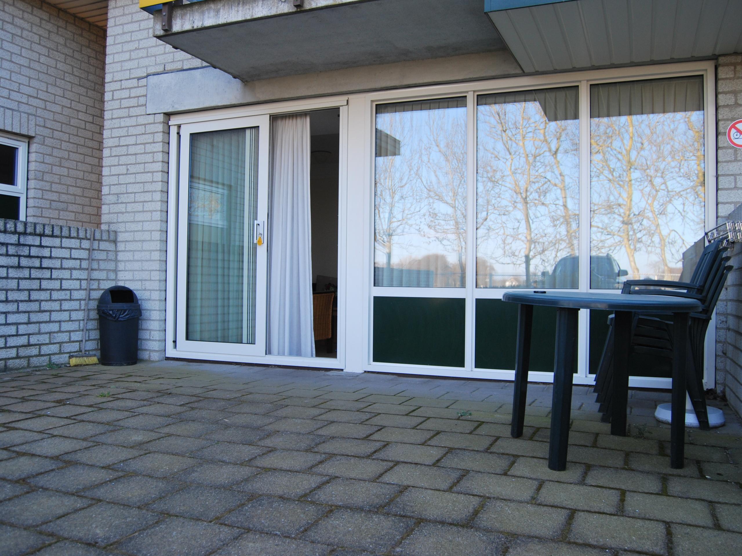 Appartement in De Koog fußnah zum Zentrum und Nordsee