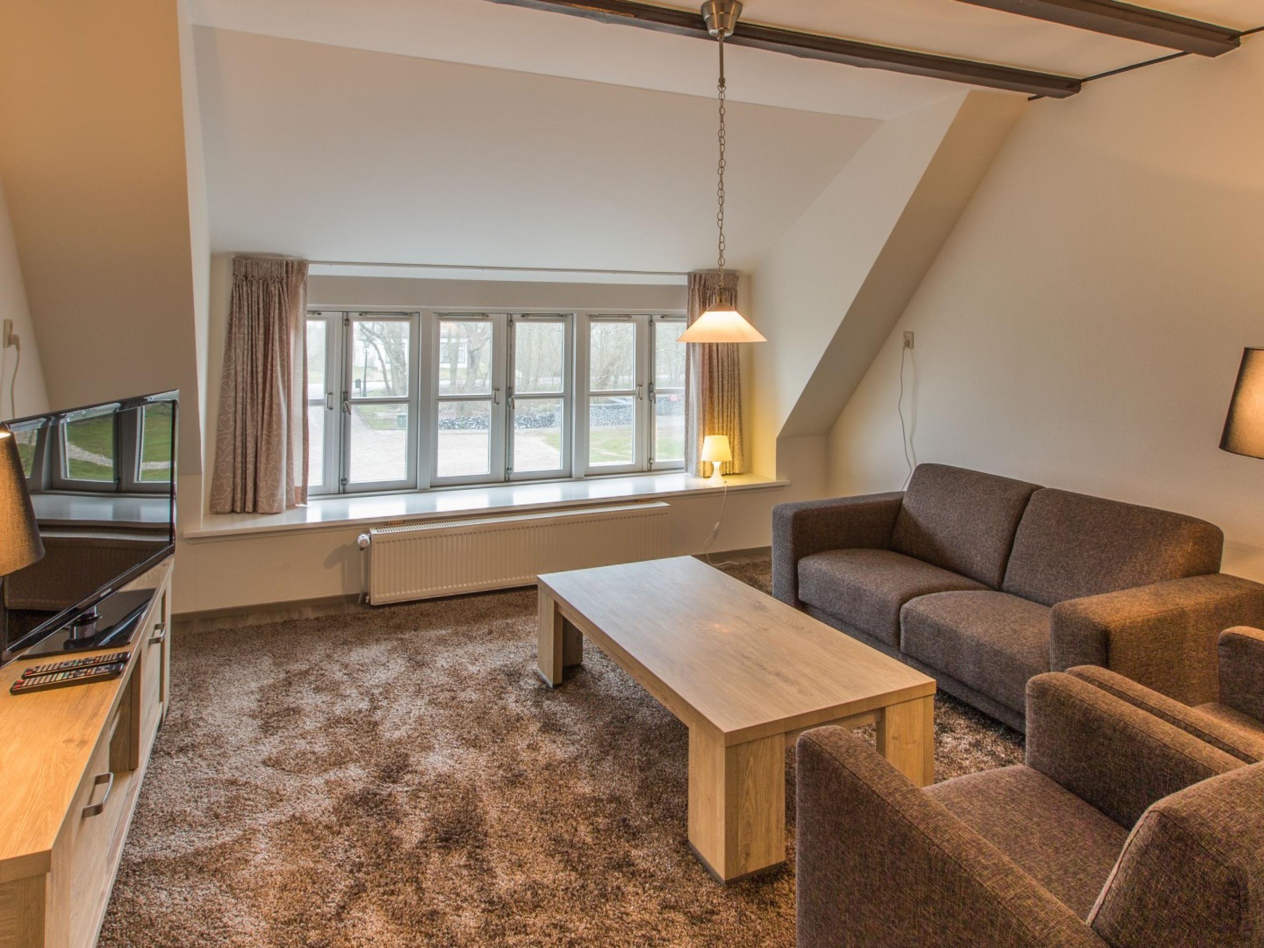 Spacious apartment beautifully situated near De Cocksdorp